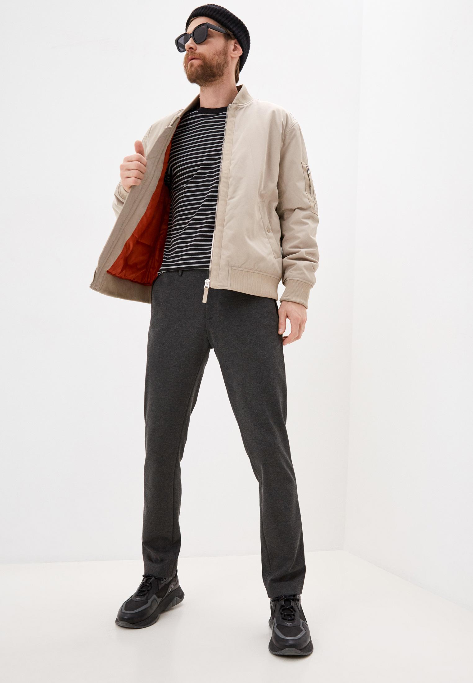Мужские повседневные брюки Bikkembergs (Биккембергс) C 1 061 80 E 1969: изображение 3