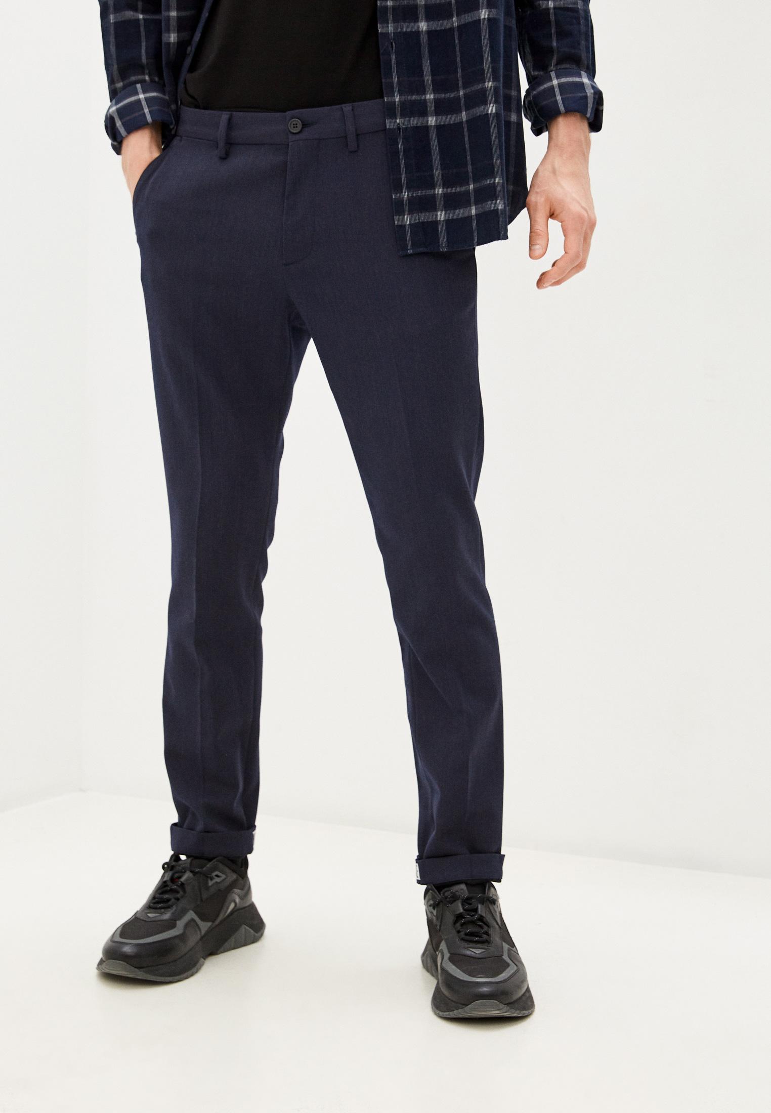 Мужские повседневные брюки Bikkembergs (Биккембергс) C P 001 00 S 3331
