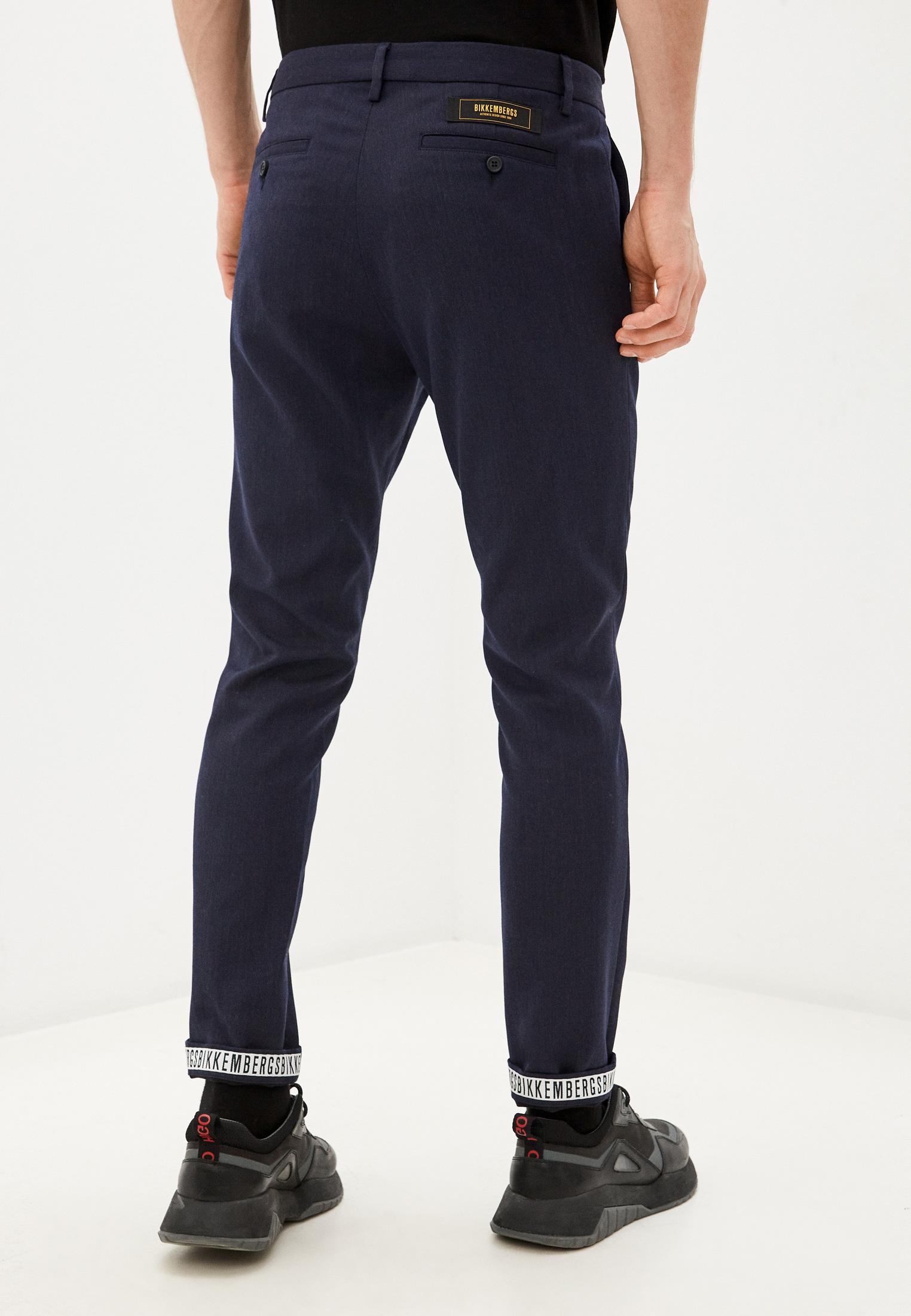Мужские повседневные брюки Bikkembergs (Биккембергс) C P 001 00 S 3331: изображение 4