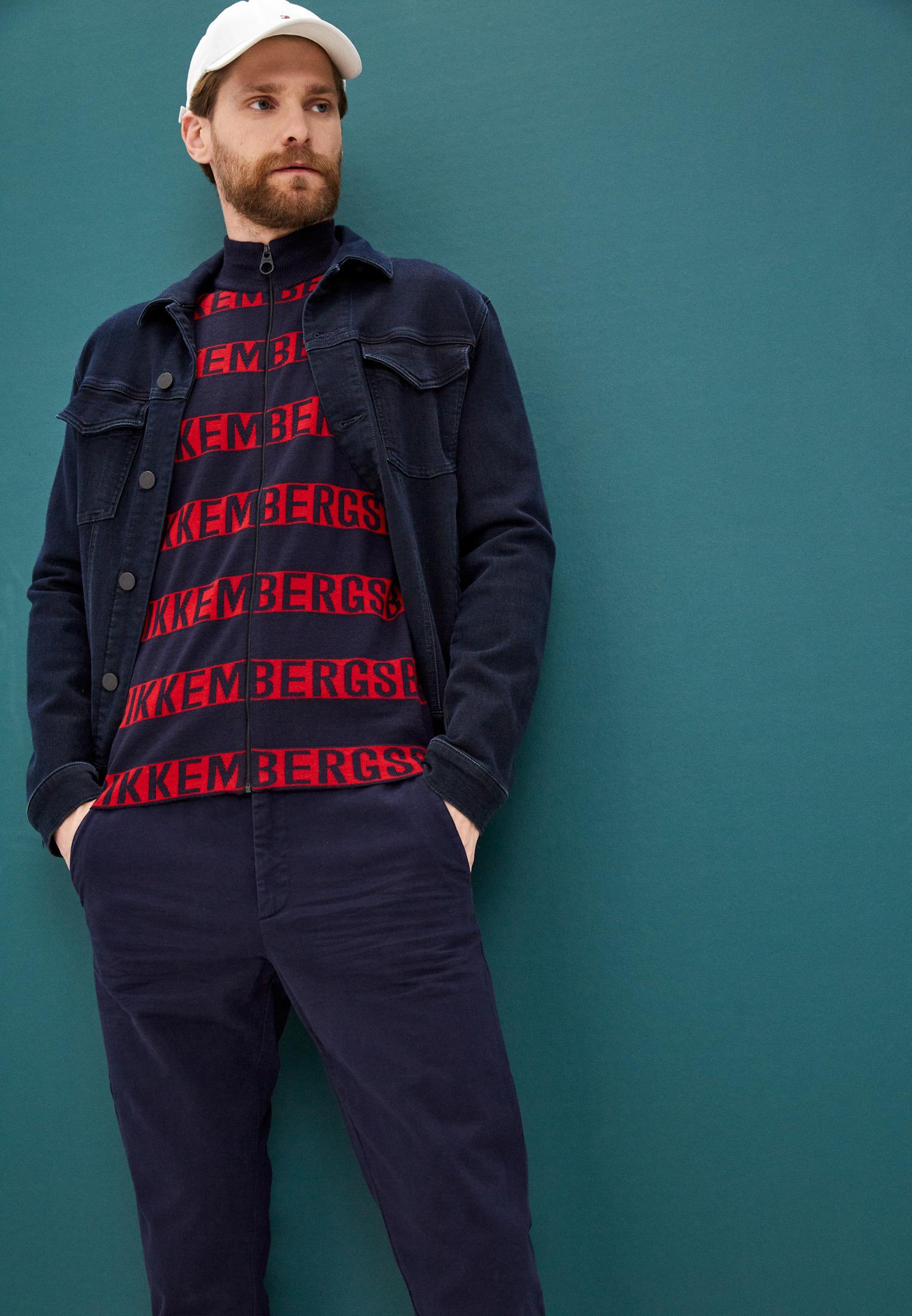 Мужские повседневные брюки Bikkembergs (Биккембергс) C P 001 15 S 3279: изображение 2