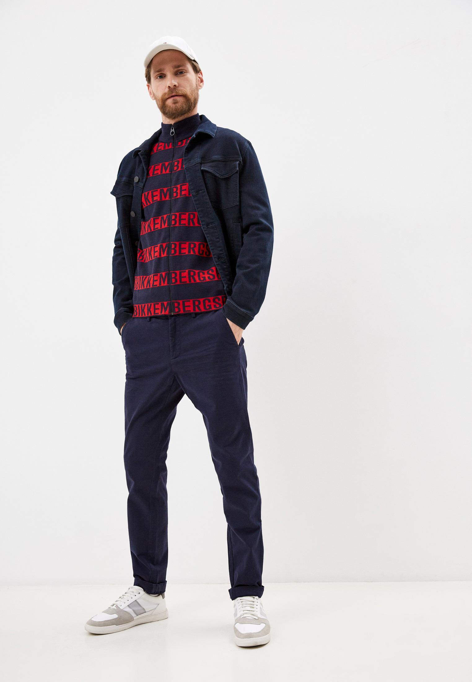 Мужские повседневные брюки Bikkembergs (Биккембергс) C P 001 15 S 3279: изображение 3