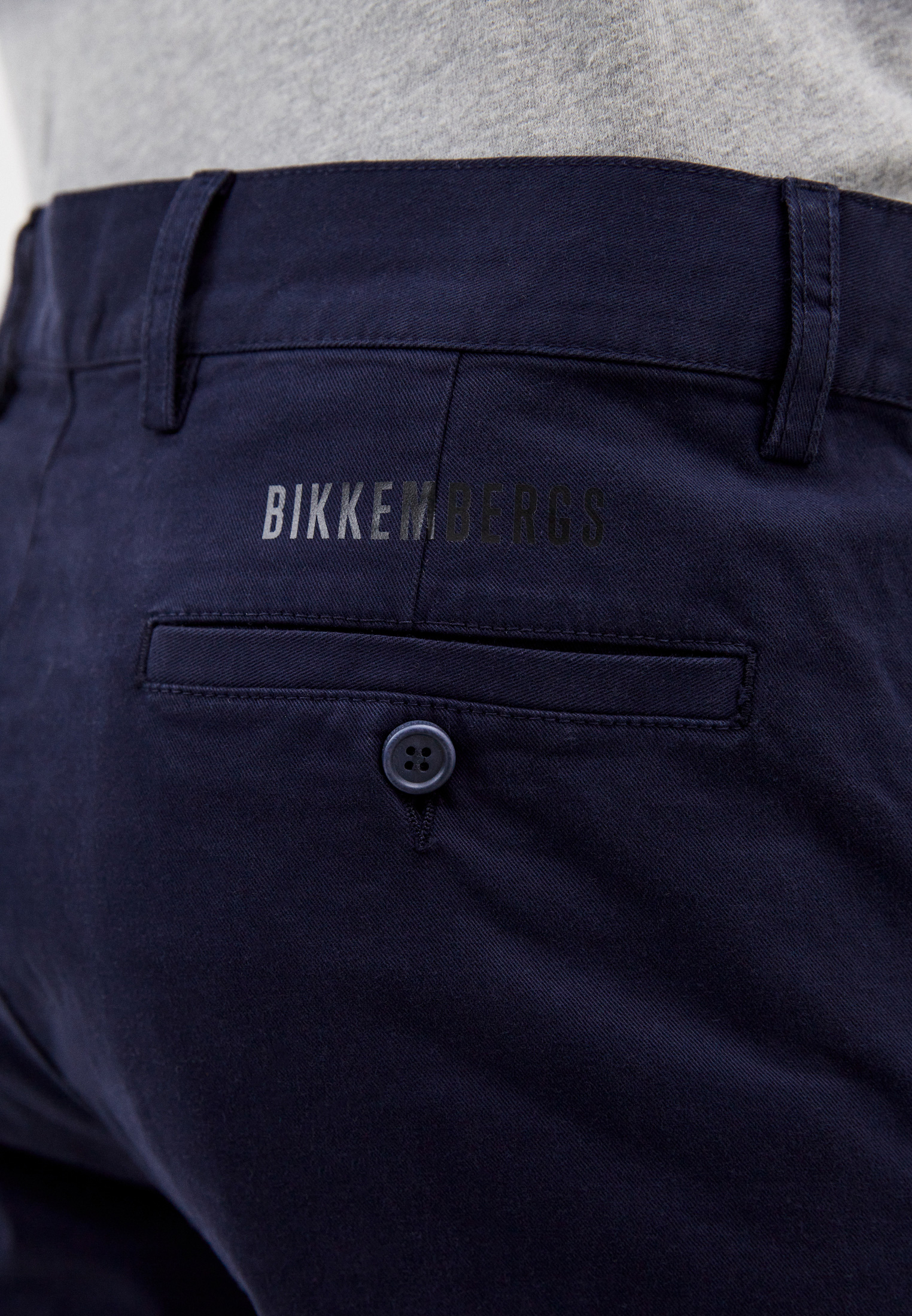 Мужские повседневные брюки Bikkembergs (Биккембергс) C P 001 15 S 3279: изображение 5