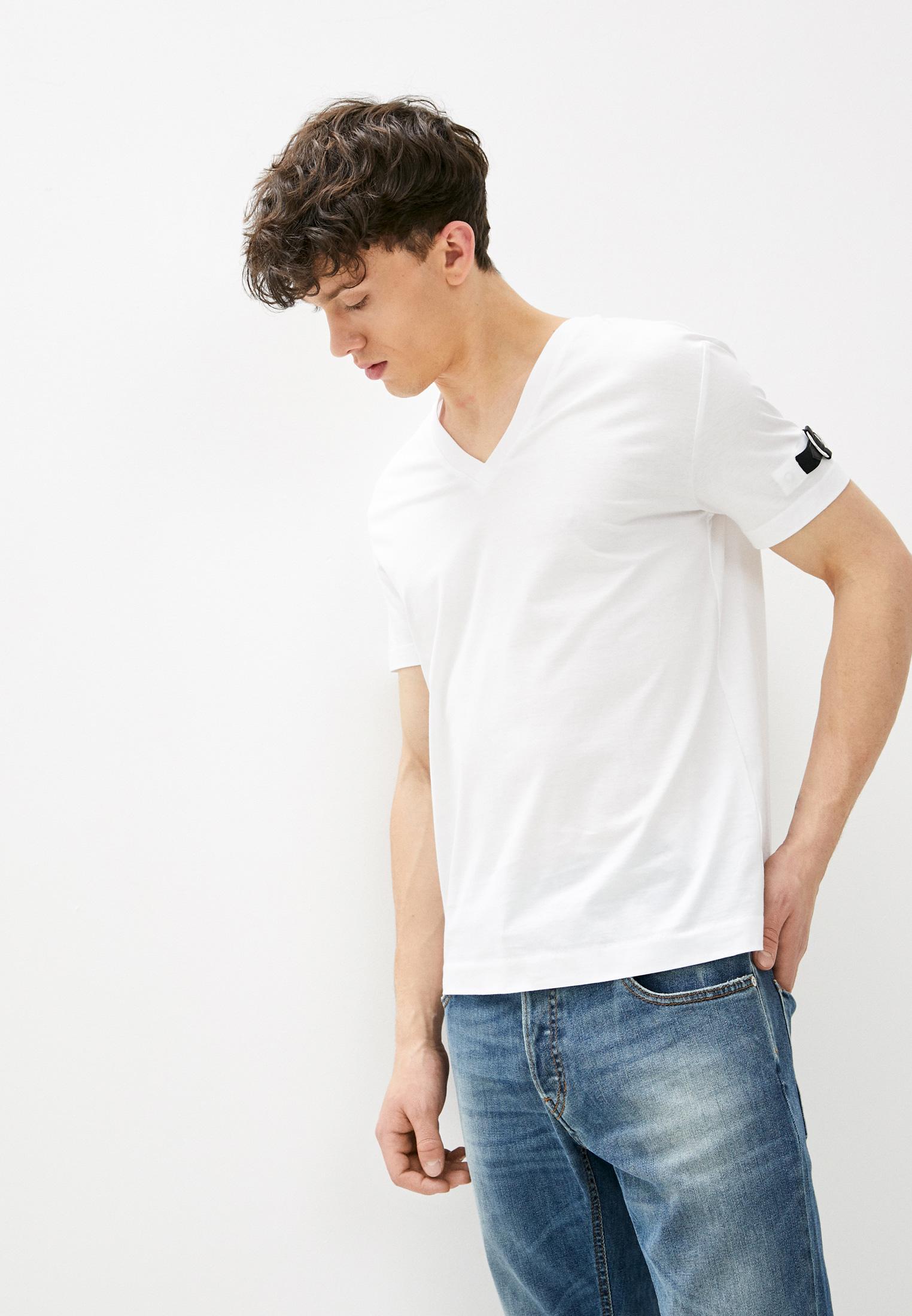 Мужская футболка Bikkembergs (Биккембергс) A719KGMMB098
