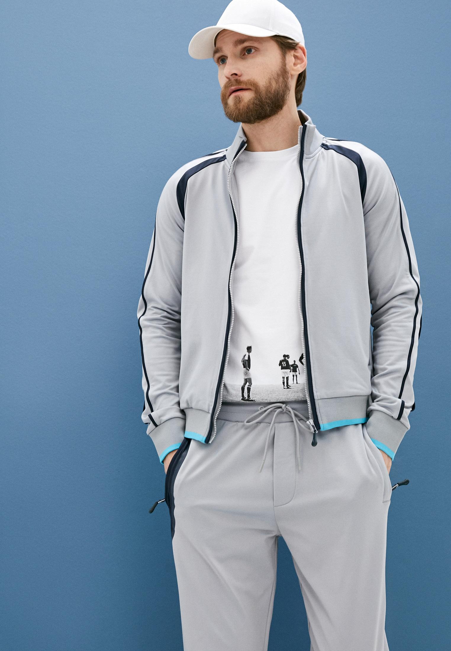 Мужские спортивные брюки Bikkembergs (Биккембергс) C183CGSEB010: изображение 2