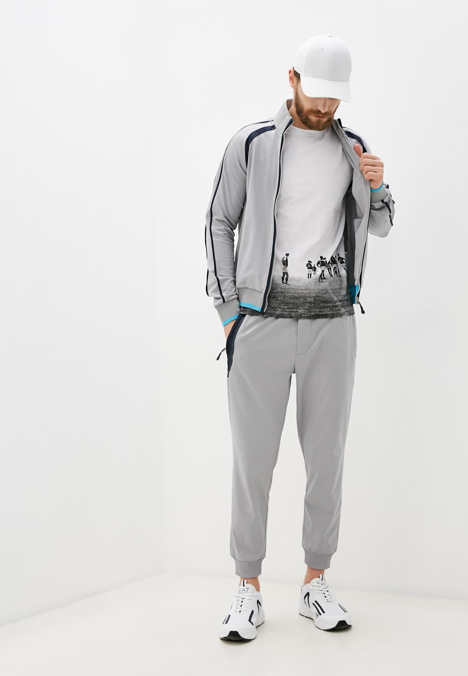 Мужские спортивные брюки Bikkembergs (Биккембергс) C183CGSEB010: изображение 3