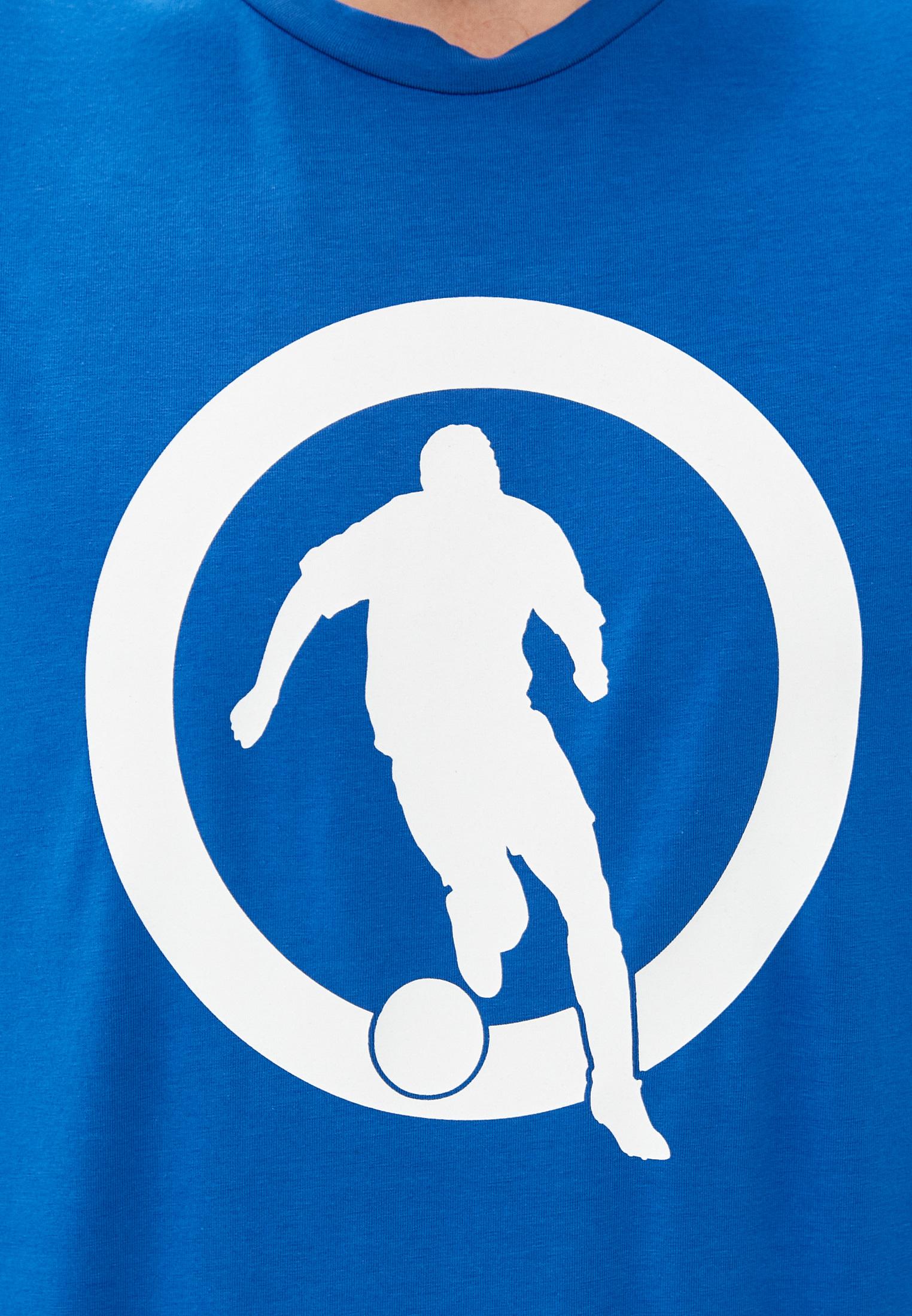 Футболка с длинным рукавом Bikkembergs (Биккембергс) C400617E1814: изображение 5