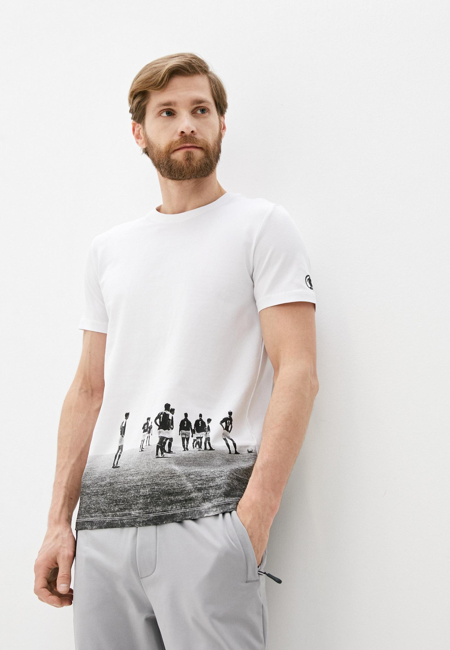 Мужская футболка Bikkembergs (Биккембергс) C423BE1B0393: изображение 1