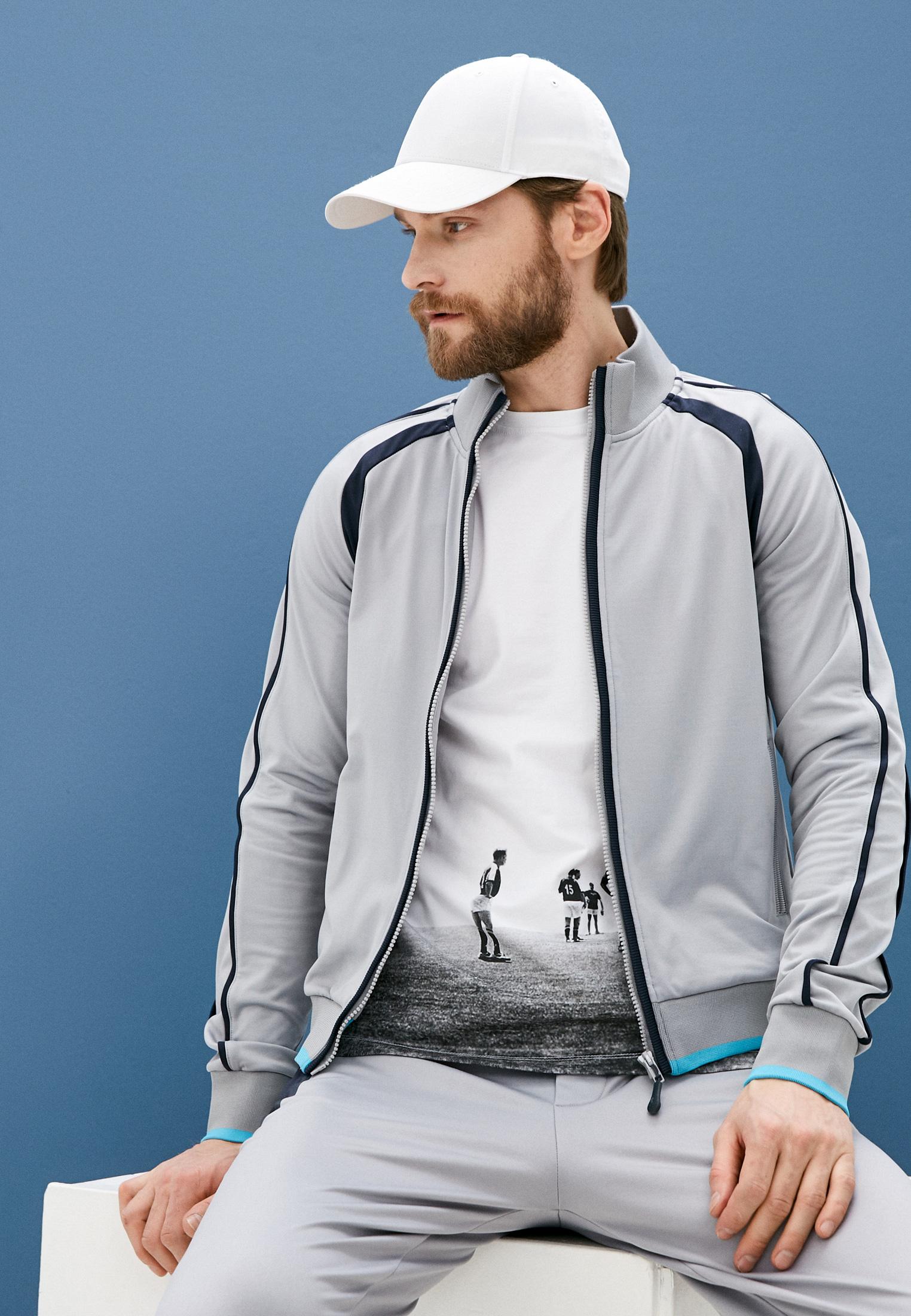 Мужская футболка Bikkembergs (Биккембергс) C423BE1B0393: изображение 2