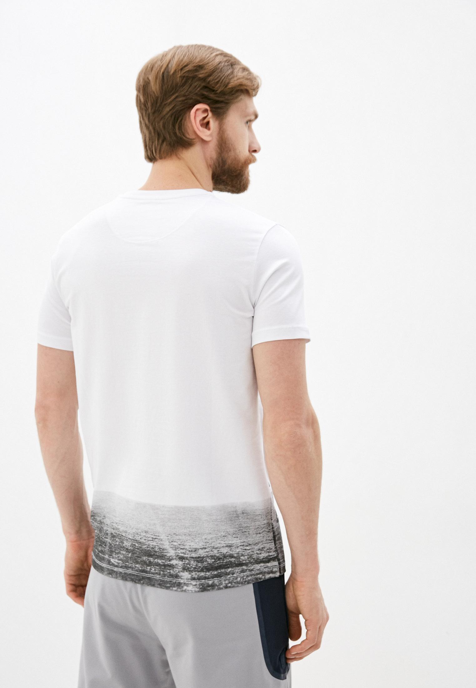 Мужская футболка Bikkembergs (Биккембергс) C423BE1B0393: изображение 4