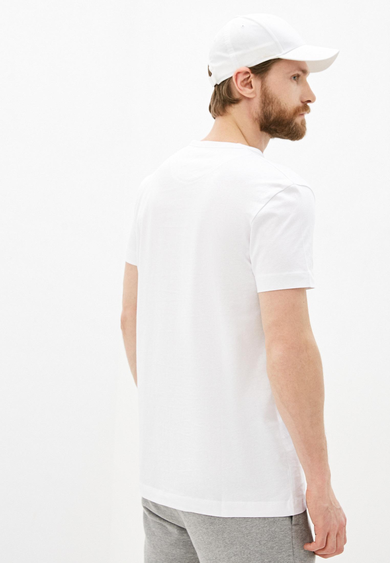 Мужская футболка Bikkembergs (Биккембергс) C451BE1B0391: изображение 4