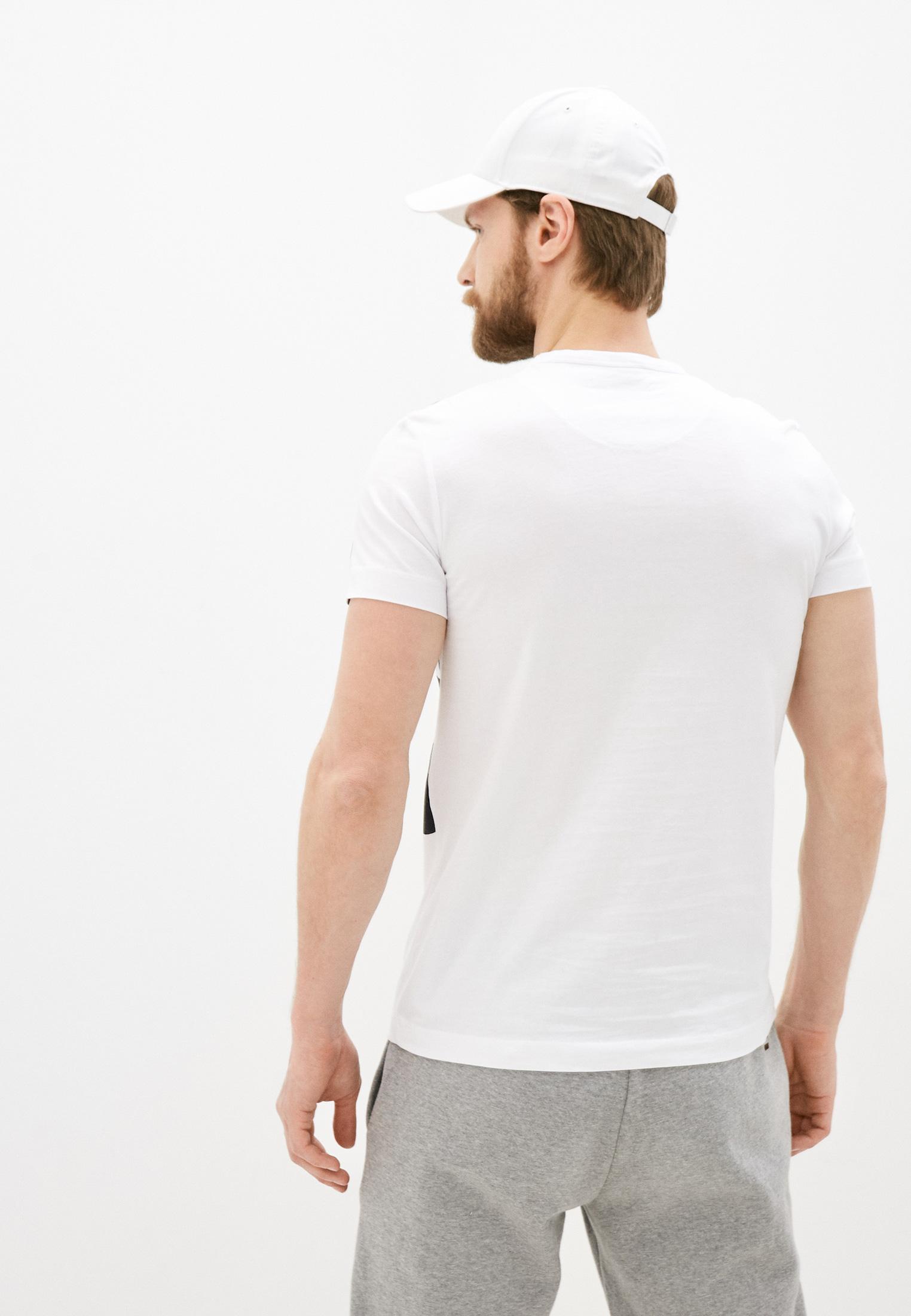 Мужская футболка Bikkembergs (Биккембергс) C452BE1B0391: изображение 4