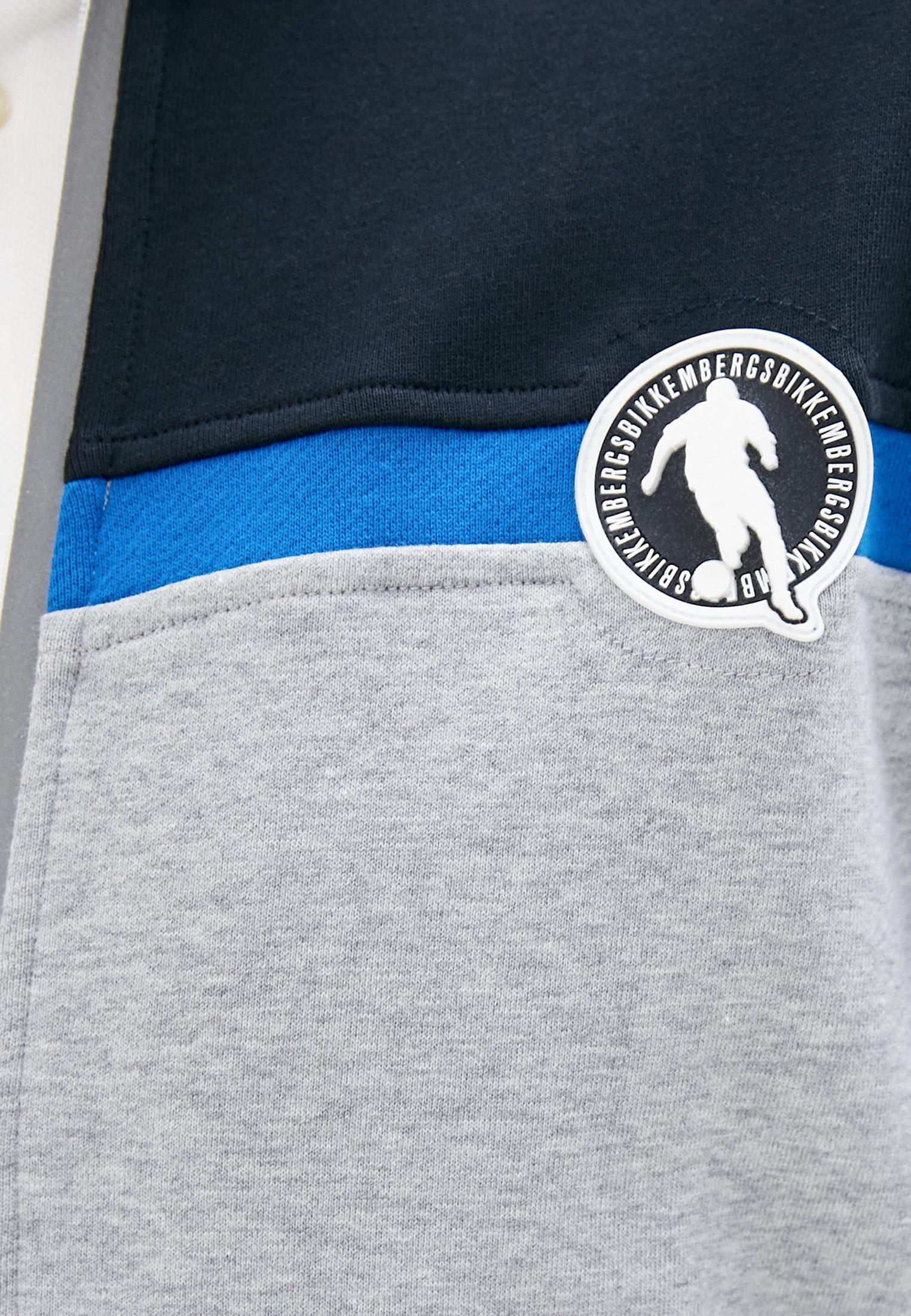 Олимпийка Bikkembergs (Биккембергс) C646KE1B0382: изображение 5