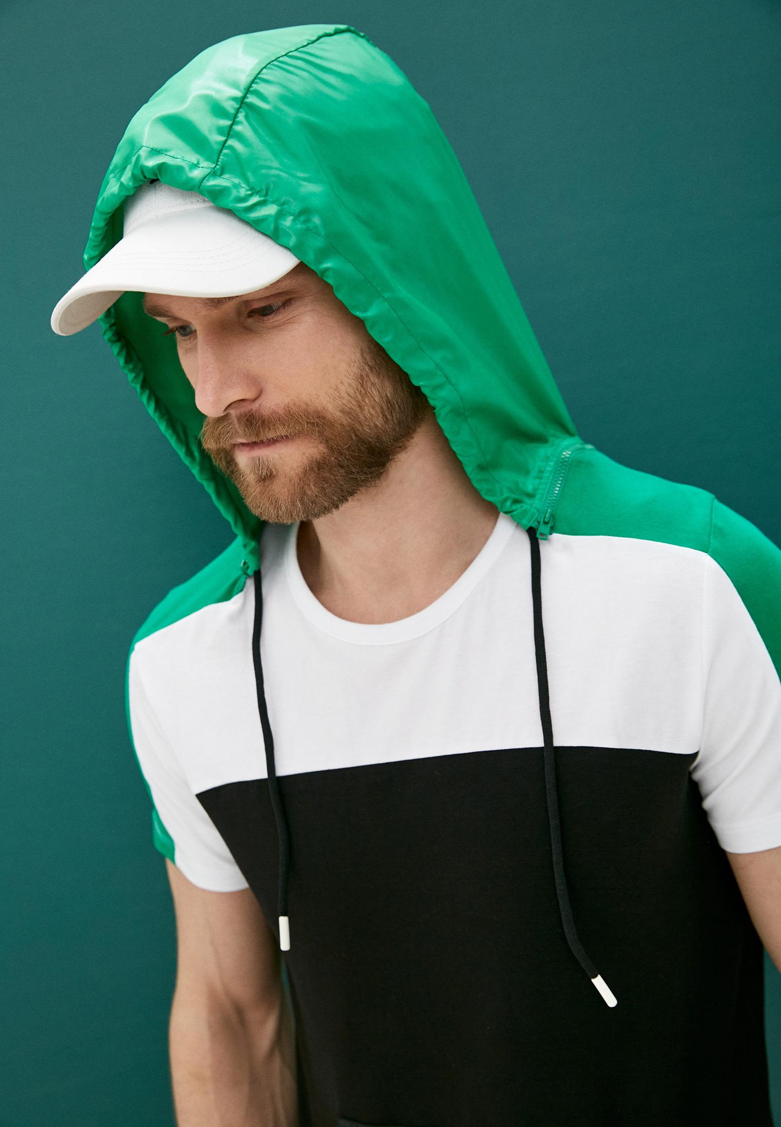 Мужская футболка Bikkembergs (Биккембергс) C718CFSEB047: изображение 10