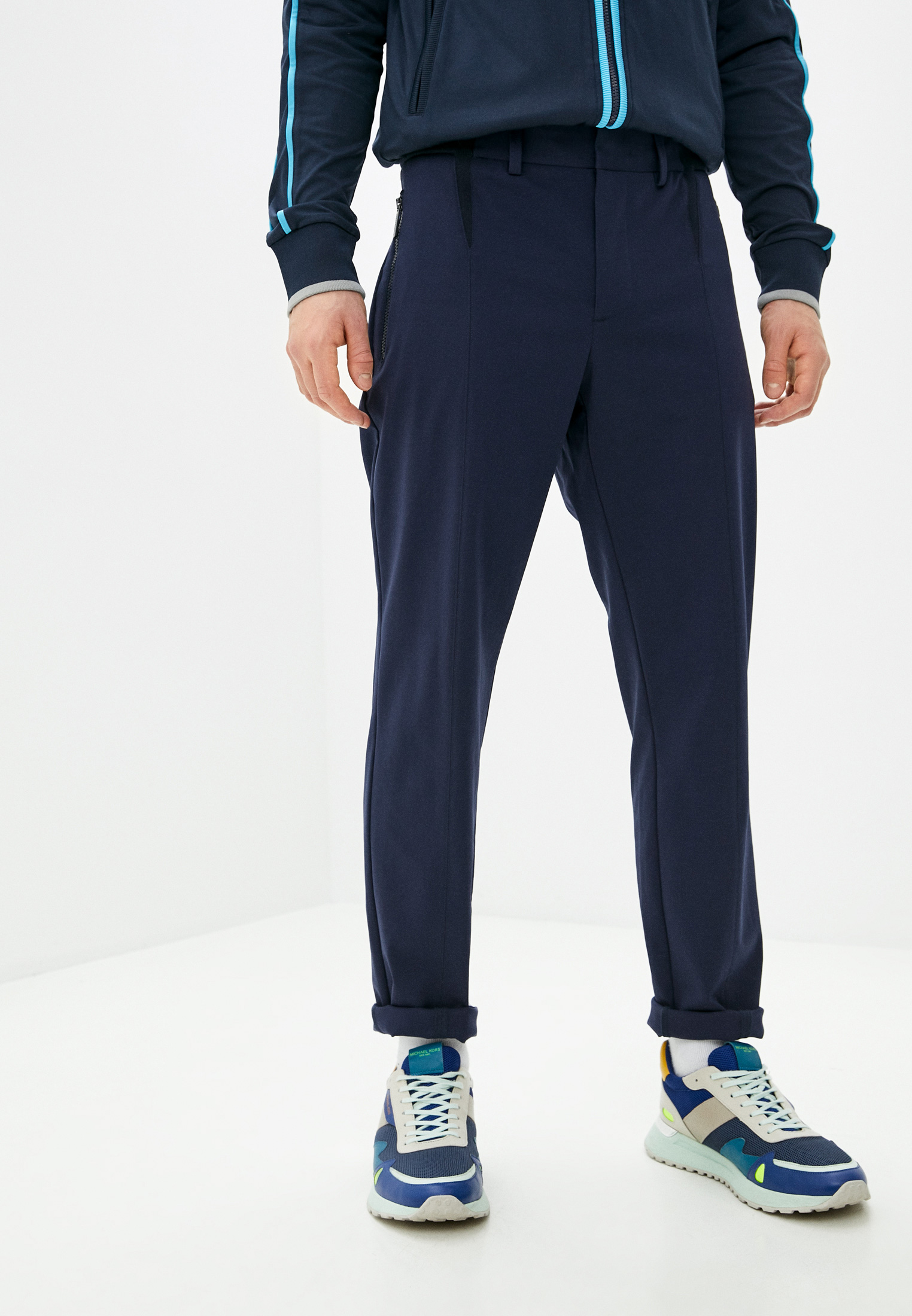 Мужские повседневные брюки Bikkembergs (Биккембергс) C 1 142 00 e 2031: изображение 1