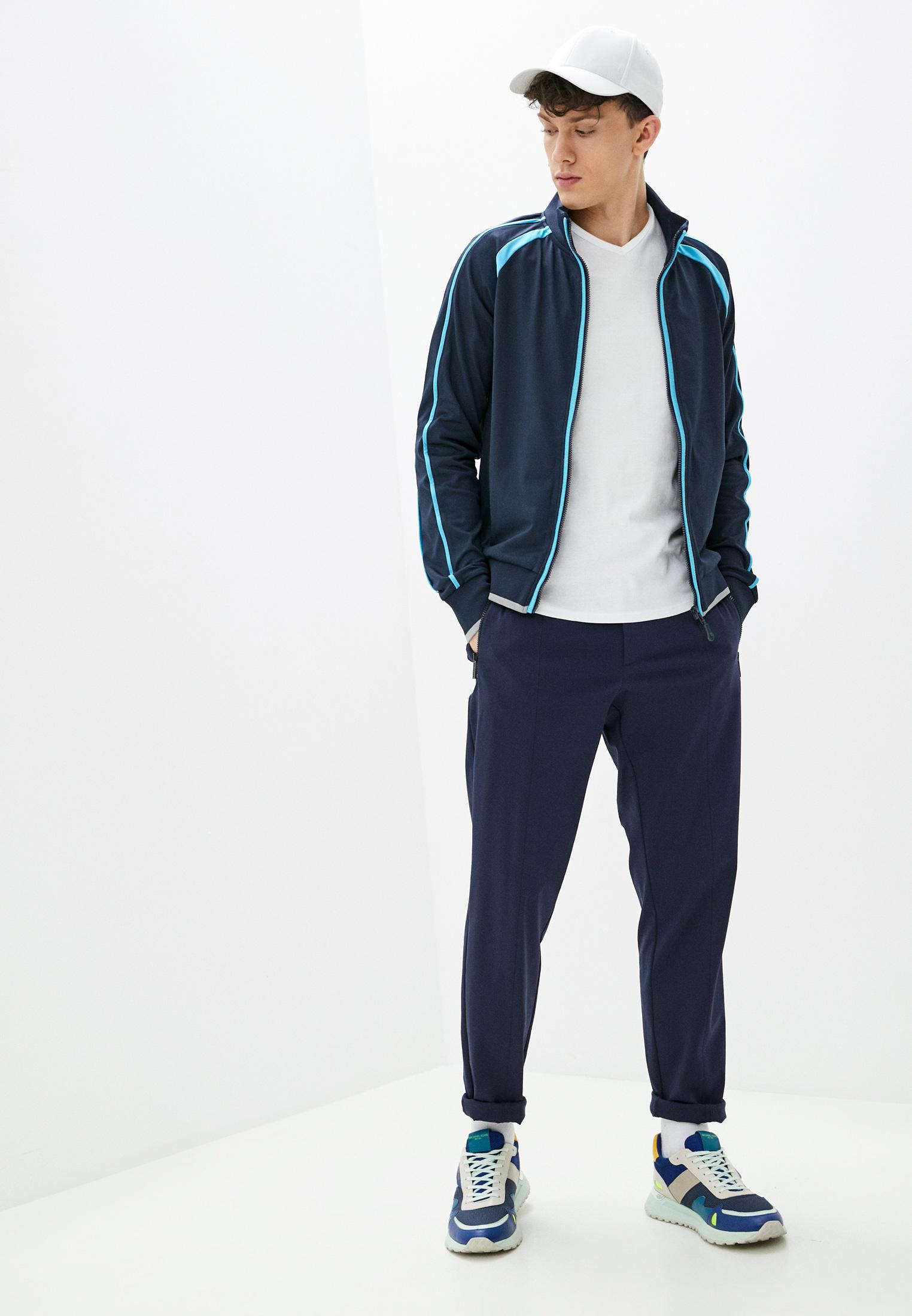 Мужские повседневные брюки Bikkembergs (Биккембергс) C 1 142 00 e 2031: изображение 3