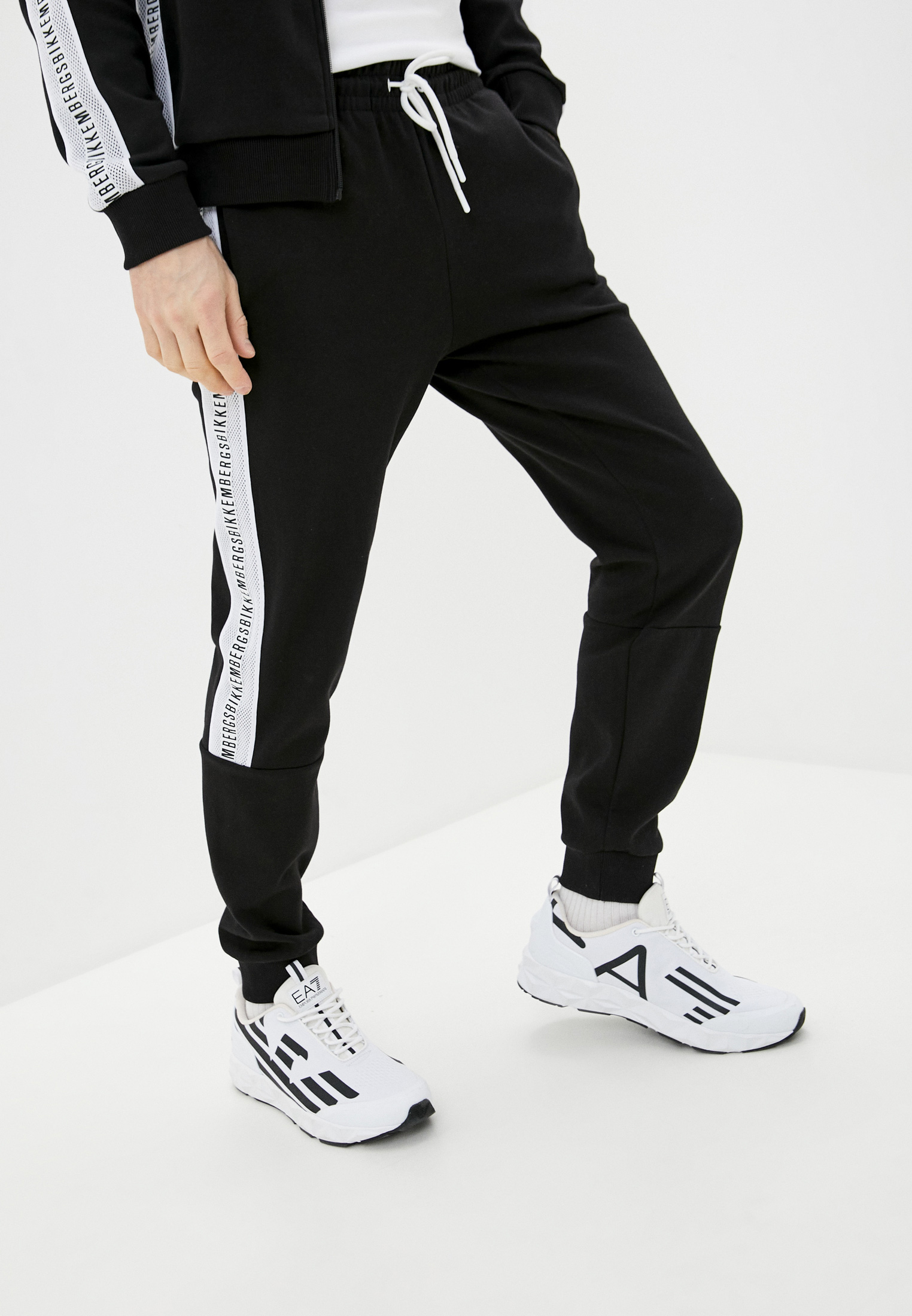 Мужские спортивные брюки Bikkembergs (Биккембергс) C 1 173 80 M 4272