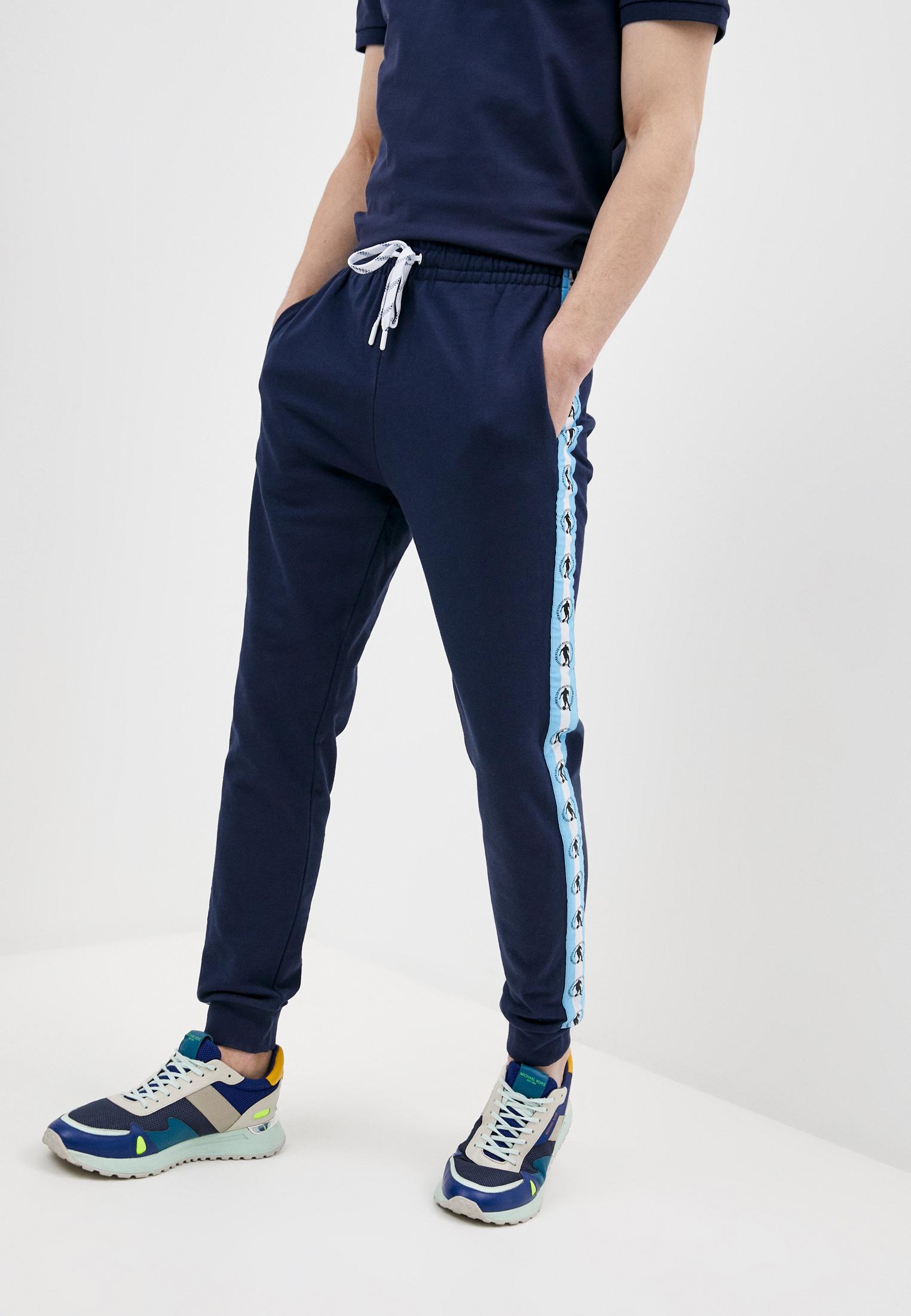 Мужские спортивные брюки Bikkembergs (Биккембергс) C 1 182 80 M 4278