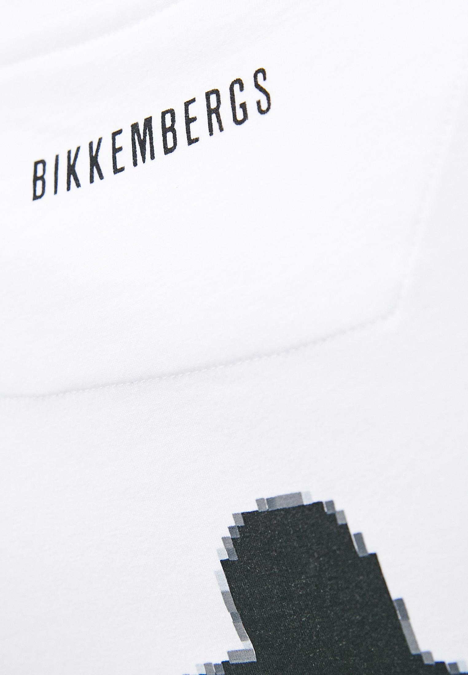 Мужская футболка Bikkembergs (Биккембергс) C 4 101 02 E 2231: изображение 5