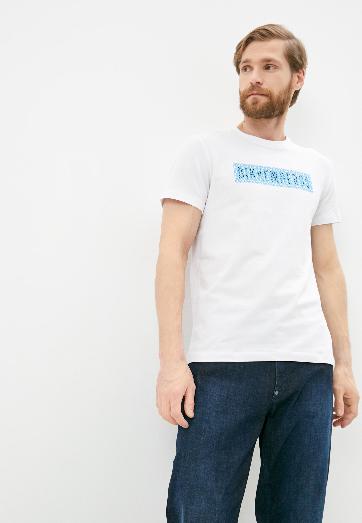 Мужская футболка Bikkembergs (Биккембергс) C 4 101 04 E 2231: изображение 1