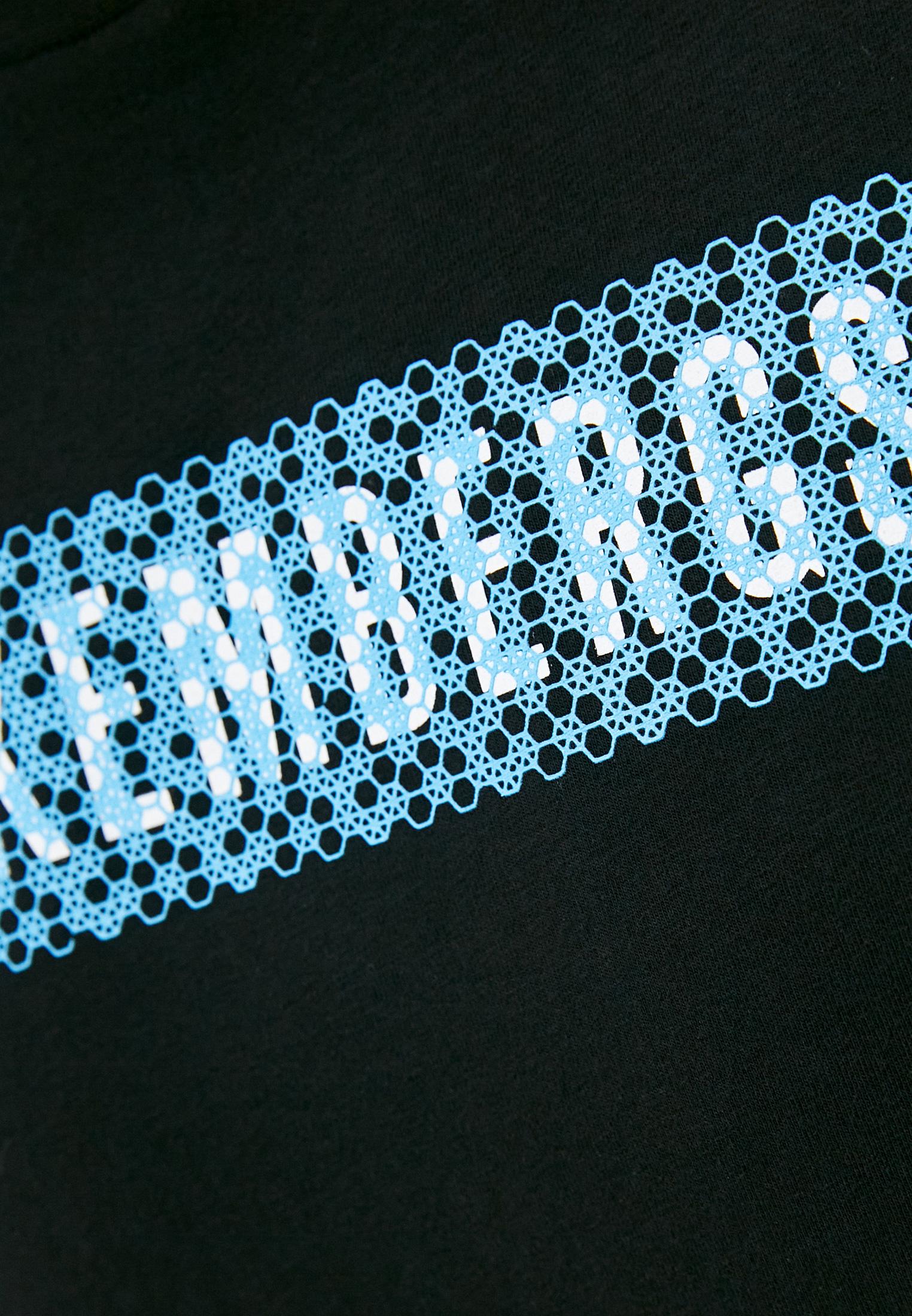 Мужская футболка Bikkembergs (Биккембергс) C 4 101 04 E 2231: изображение 5