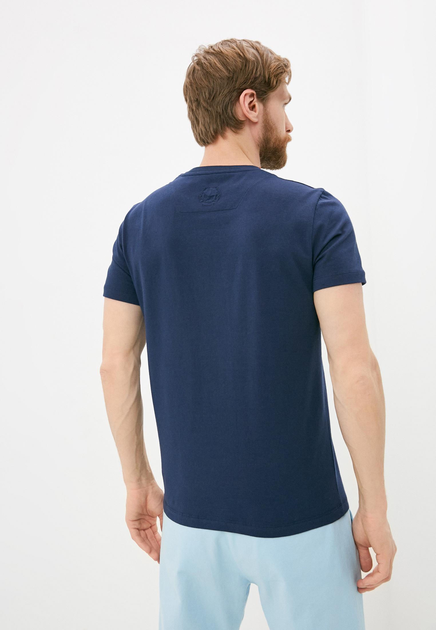 Мужская футболка Bikkembergs (Биккембергс) C 4 101 04 E 2231: изображение 4