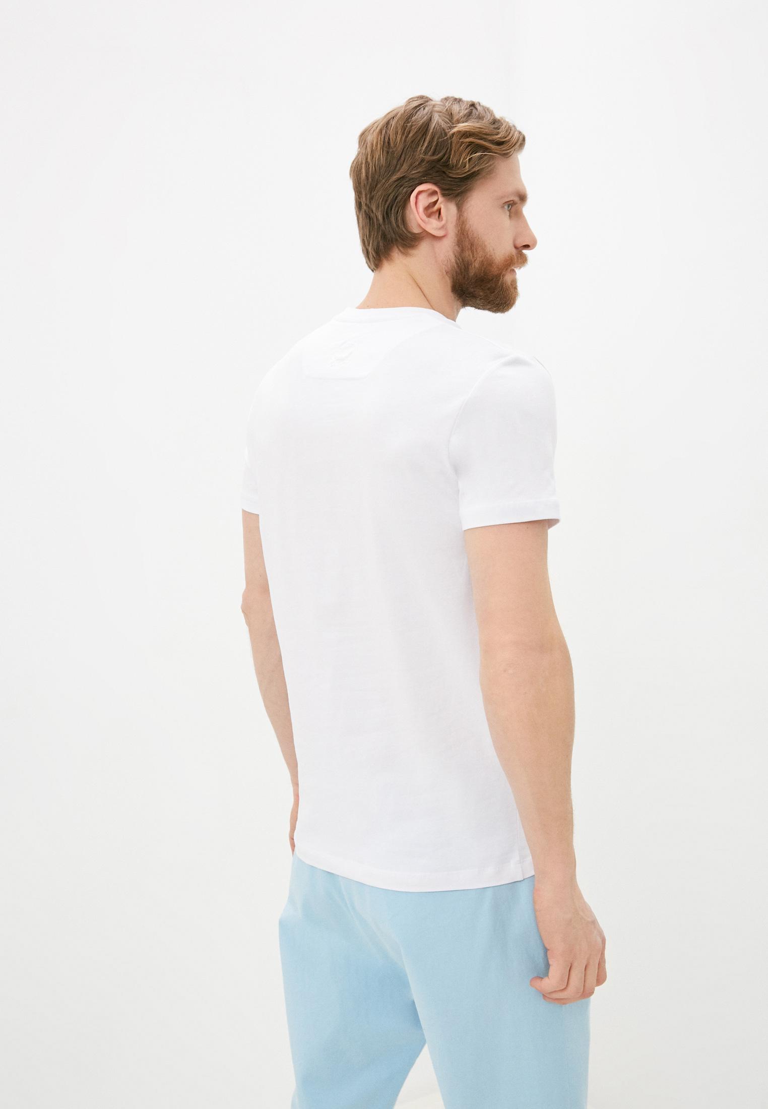 Мужская футболка Bikkembergs (Биккембергс) C 4 101 07 E 2231: изображение 4