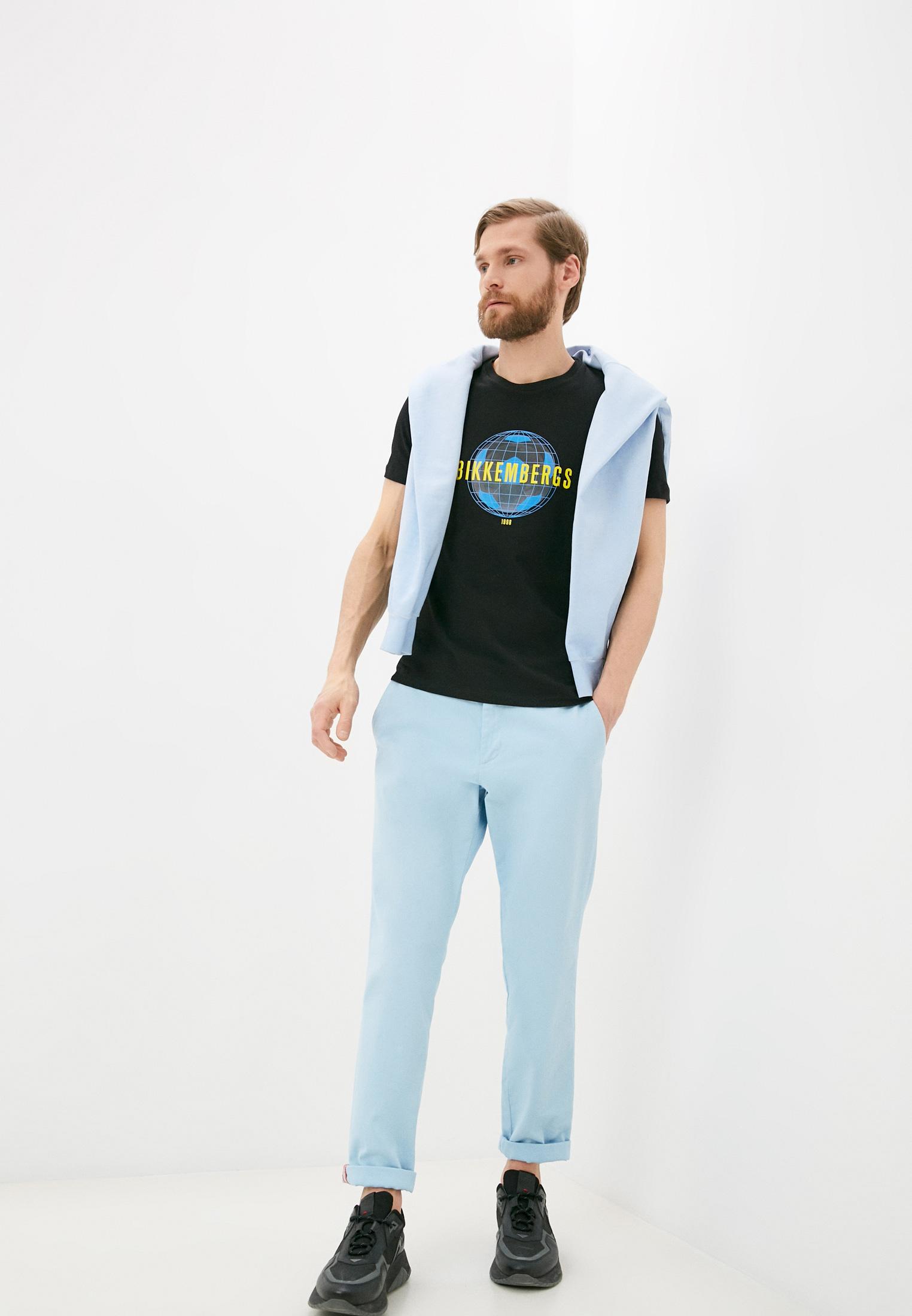 Мужская футболка Bikkembergs (Биккембергс) C 4 101 07 E 2231: изображение 3
