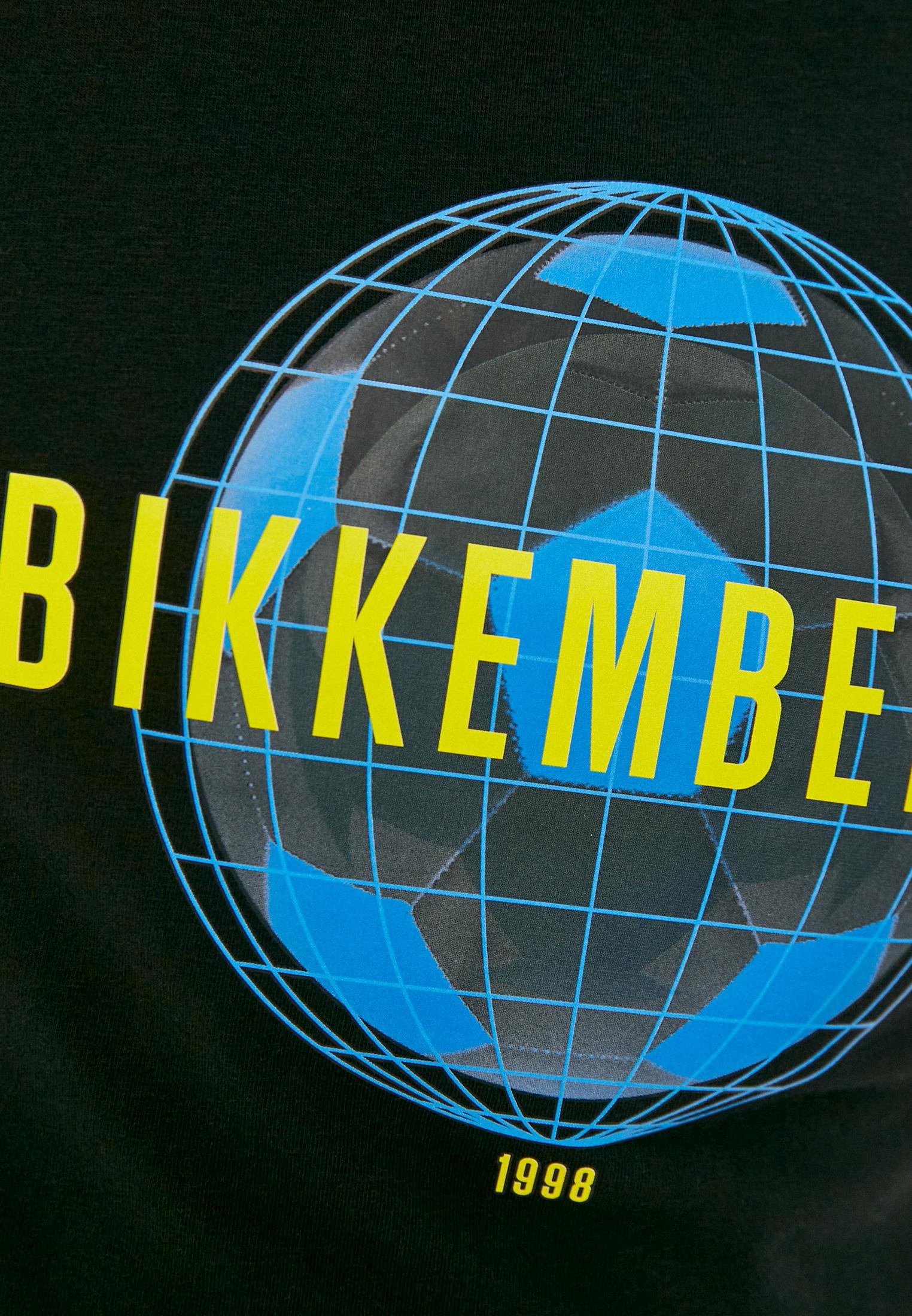 Мужская футболка Bikkembergs (Биккембергс) C 4 101 07 E 2231: изображение 6