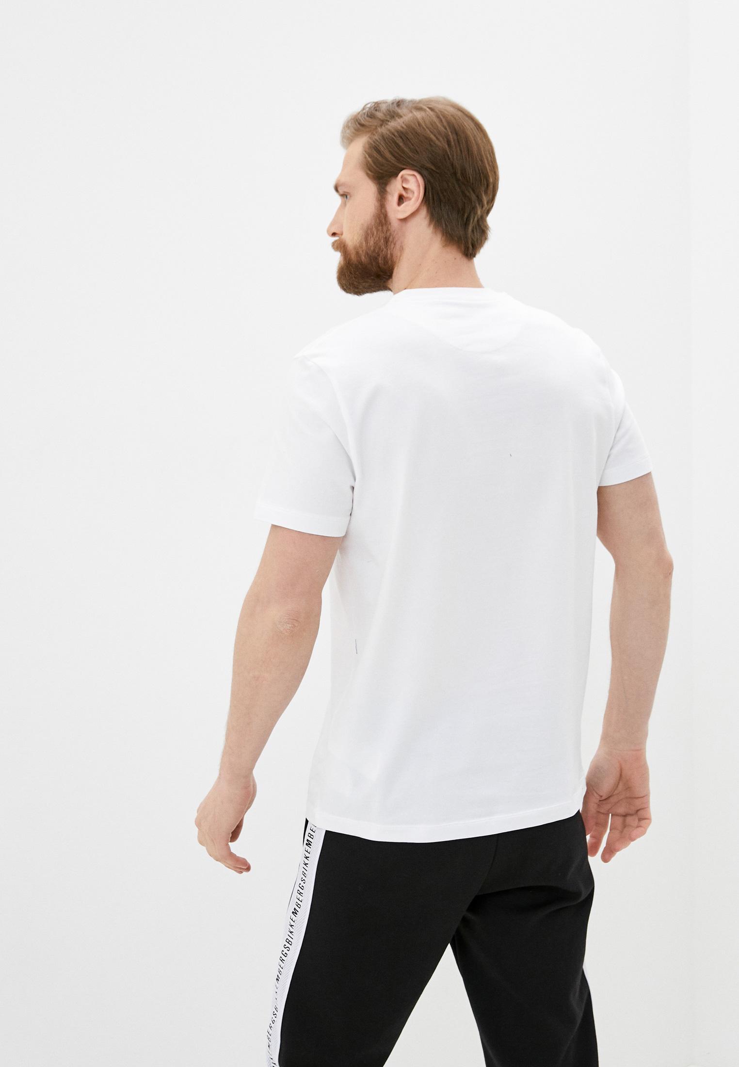 Мужская футболка Bikkembergs (Биккембергс) C 4 101 17 E 1811: изображение 4