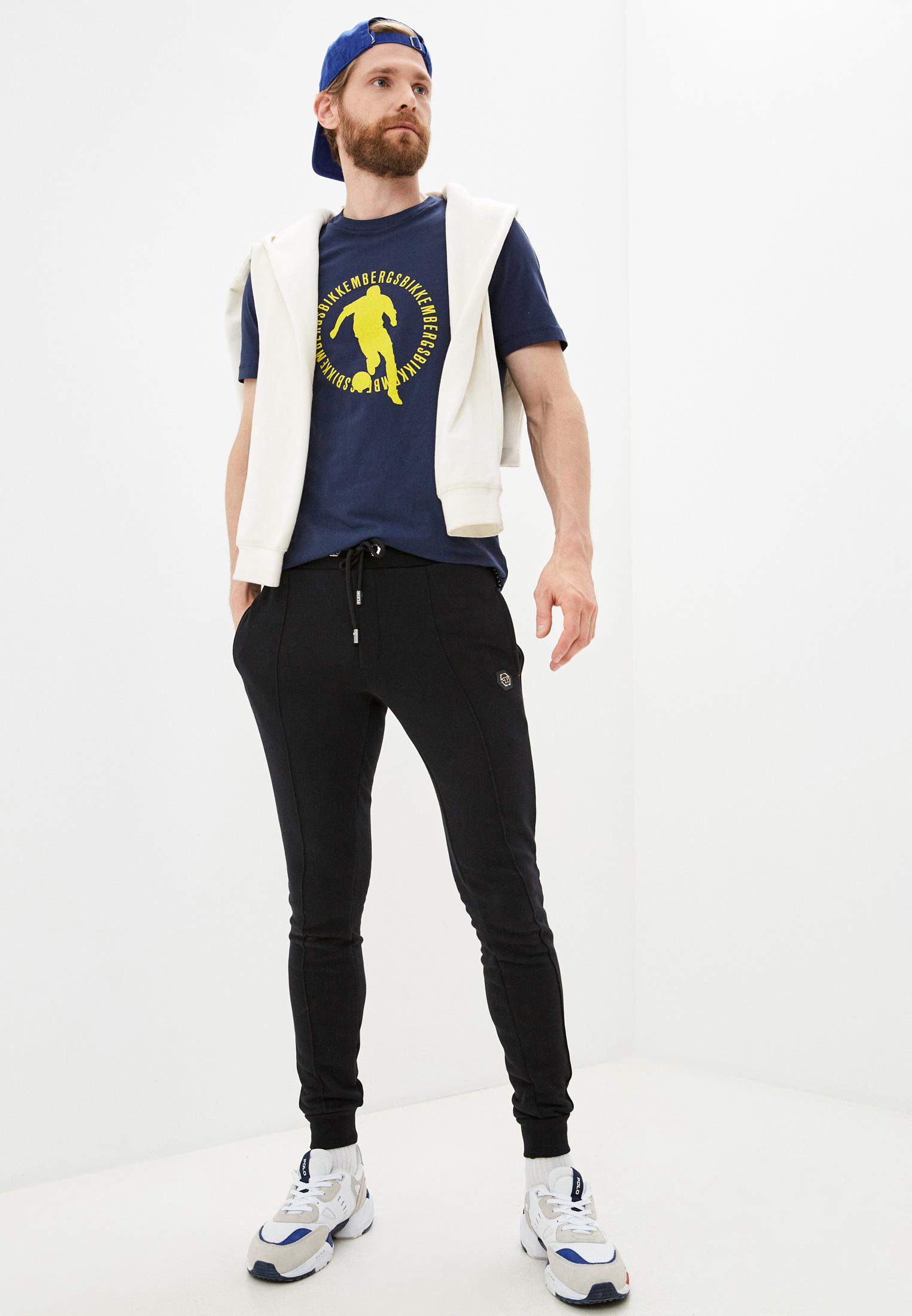 Мужская футболка Bikkembergs (Биккембергс) C 4 101 17 E 1811: изображение 8