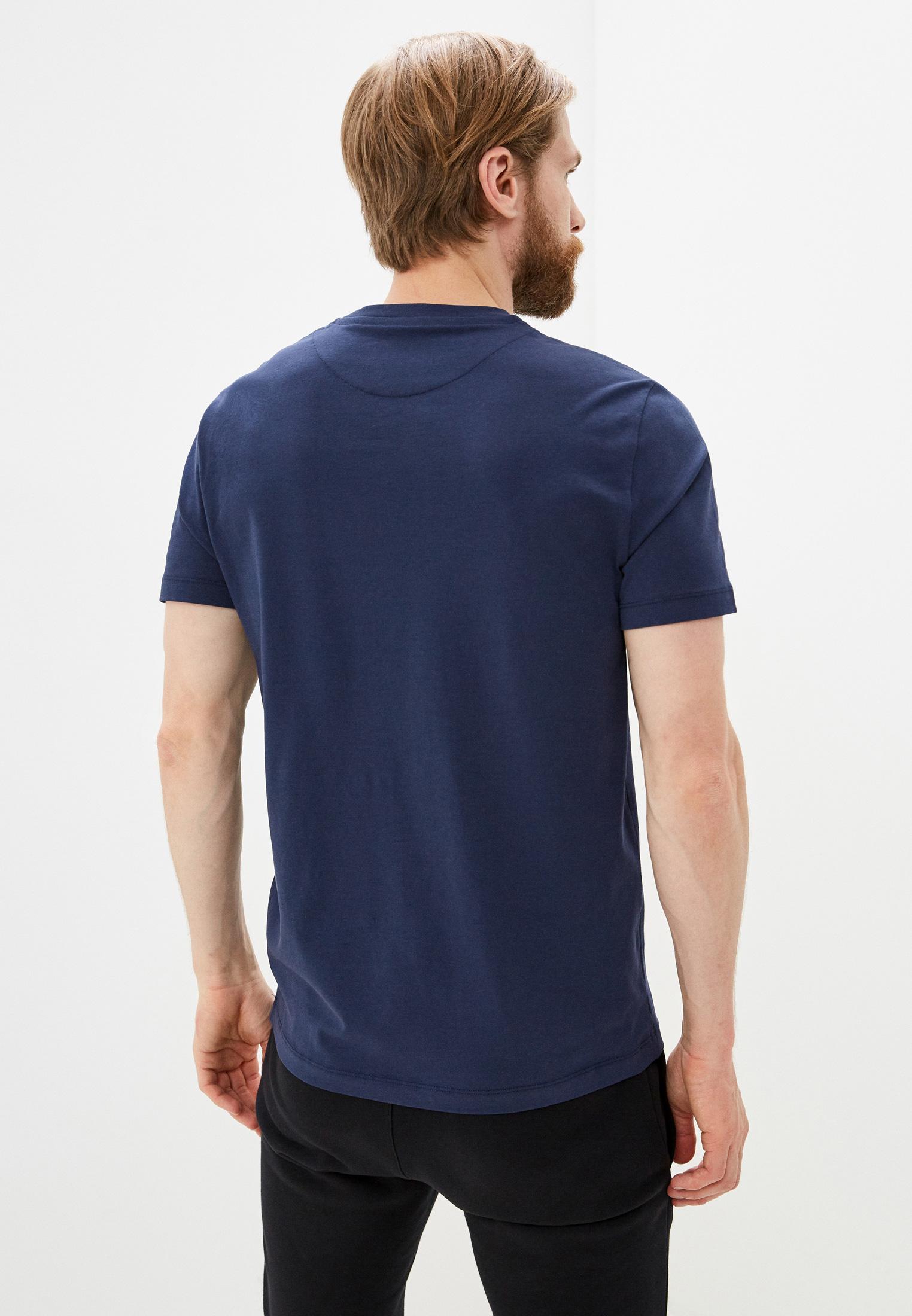 Мужская футболка Bikkembergs (Биккембергс) C 4 101 17 E 1811: изображение 9