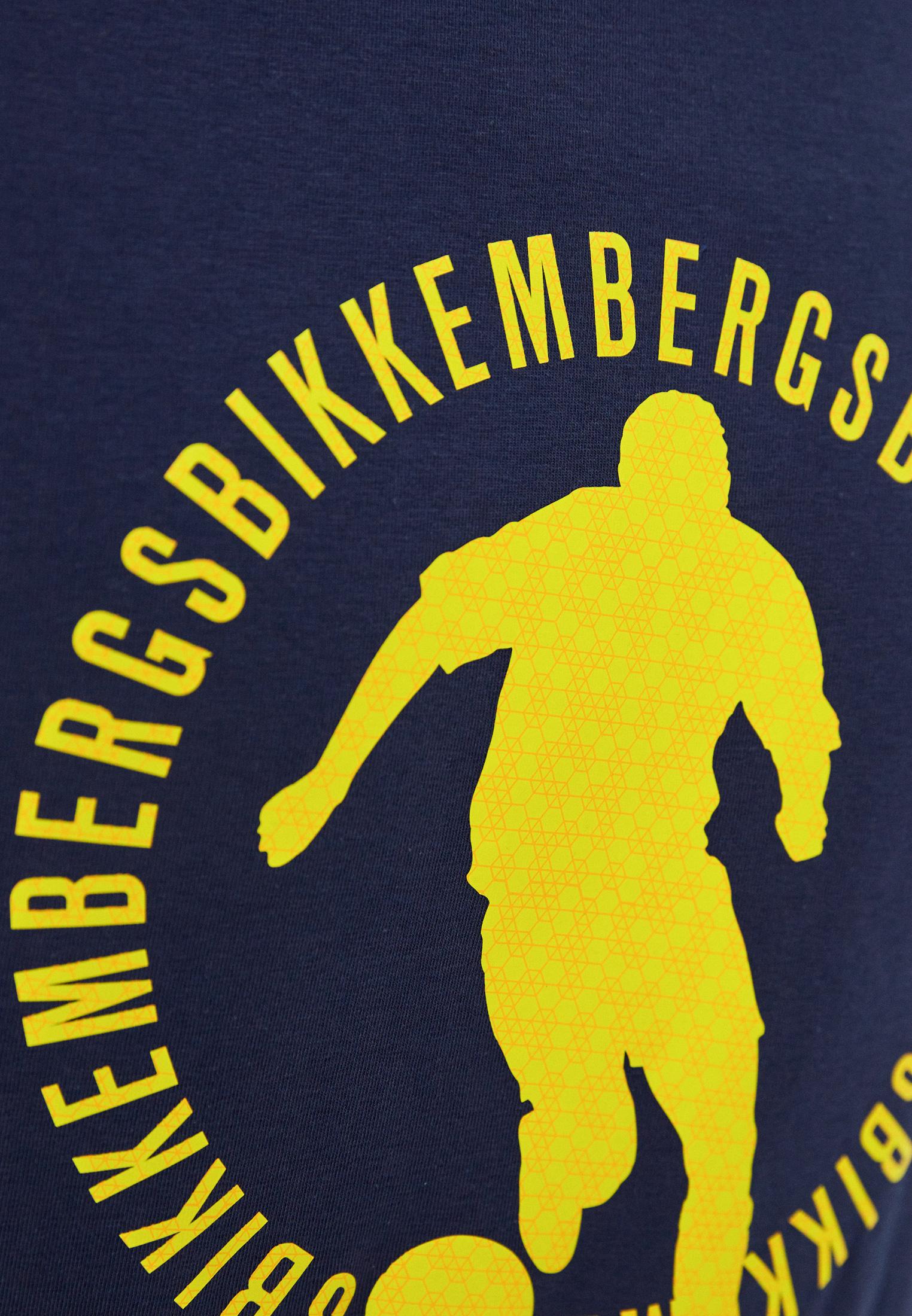 Мужская футболка Bikkembergs (Биккембергс) C 4 101 17 E 1811: изображение 10