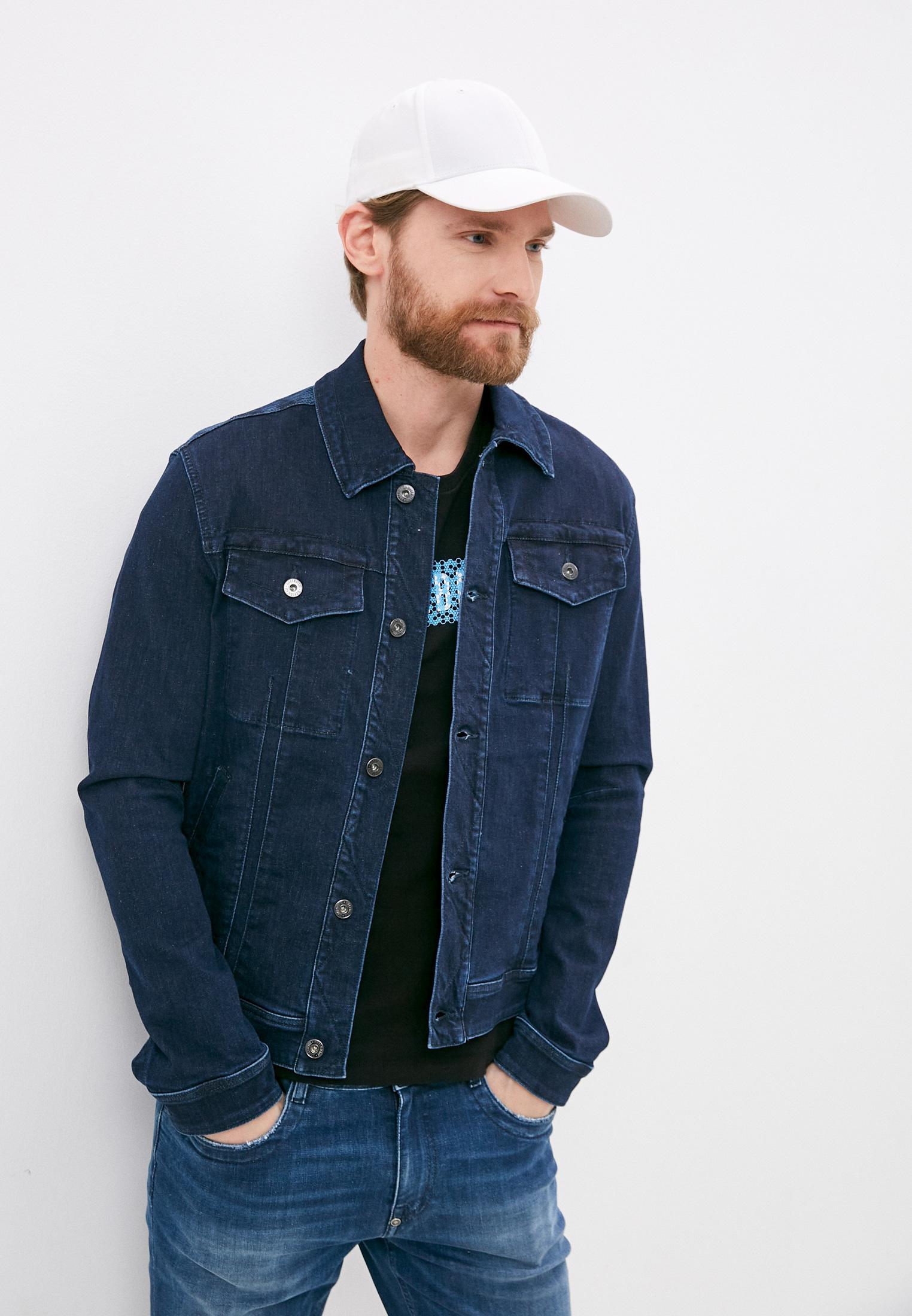 Джинсовая куртка Bikkembergs C H 095 01 S 3511