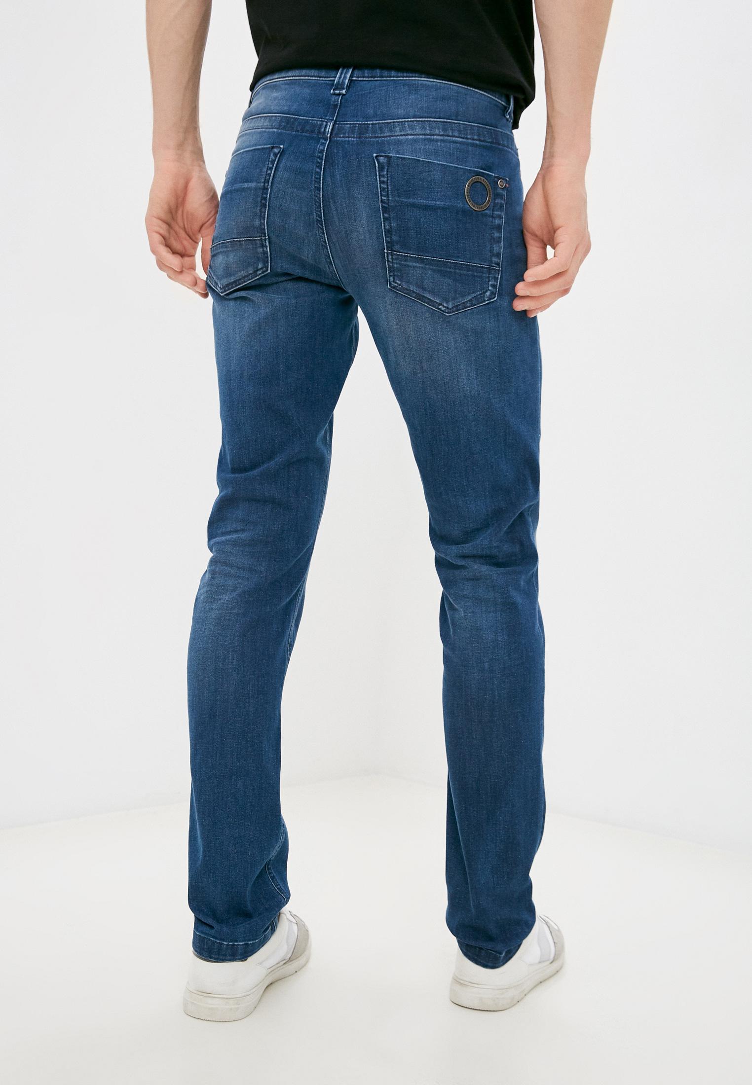 Мужские зауженные джинсы Bikkembergs (Биккембергс) C Q 101 18 S 3511: изображение 4