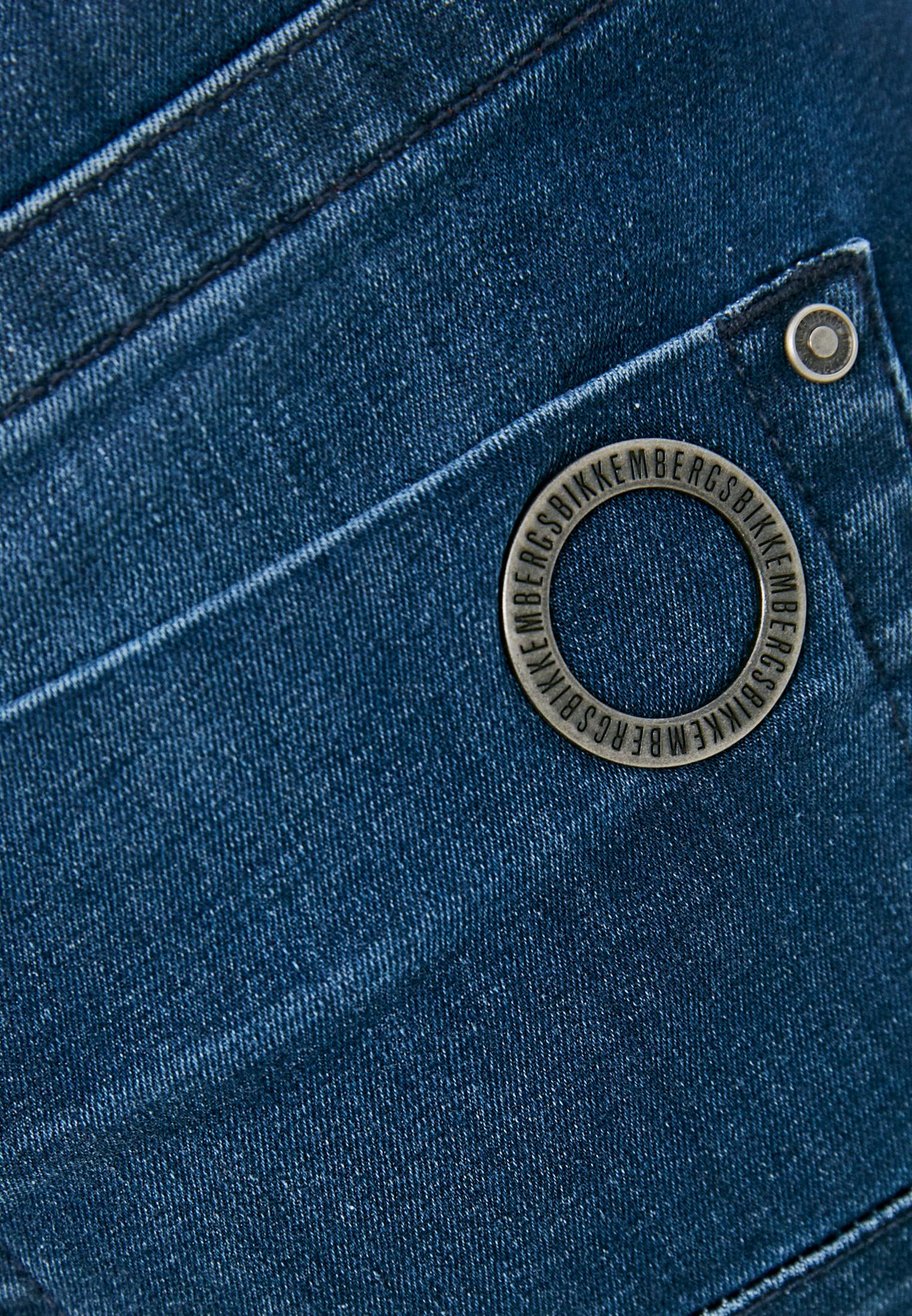 Мужские зауженные джинсы Bikkembergs (Биккембергс) C Q 101 18 S 3511: изображение 5