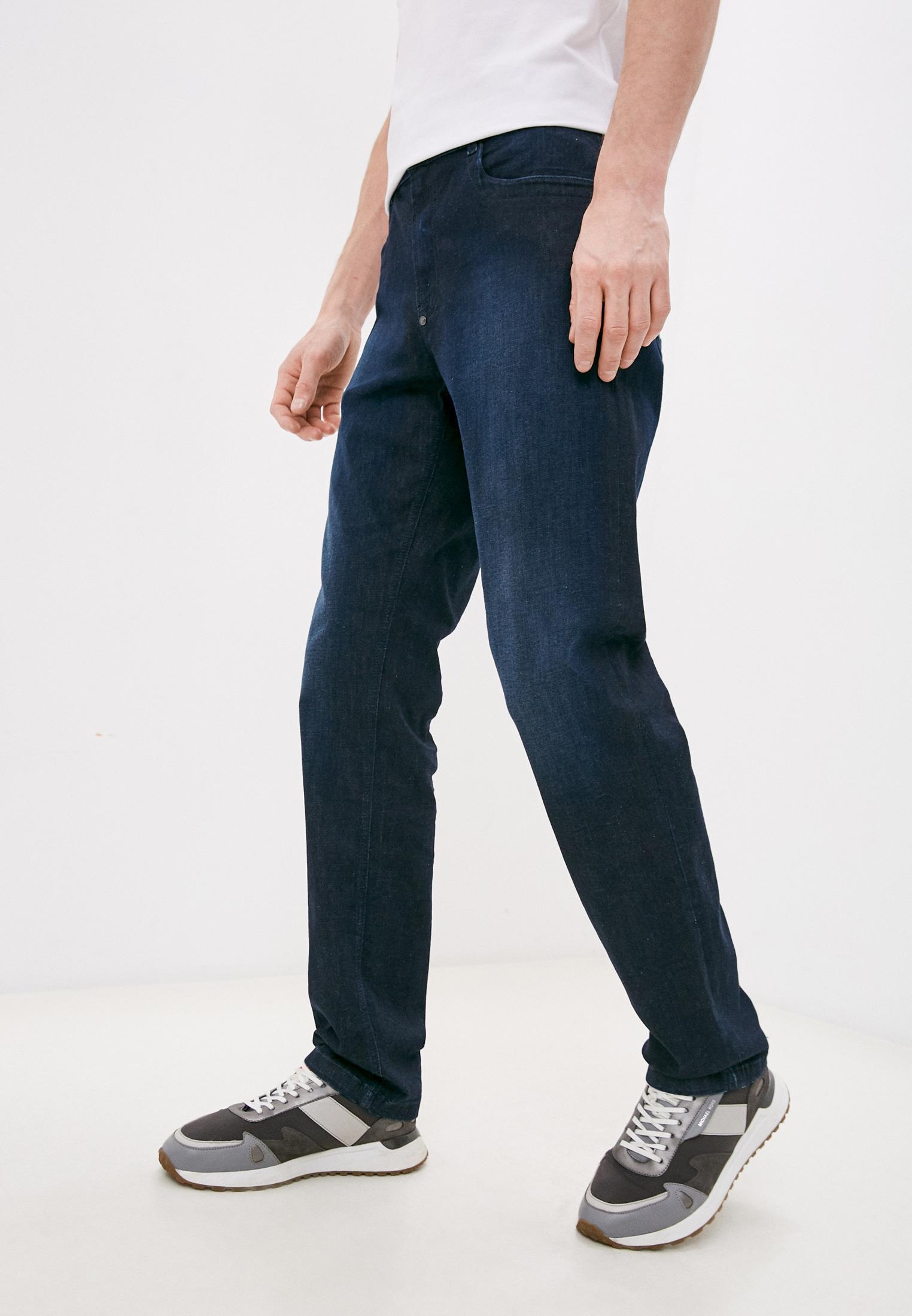 Мужские прямые джинсы Bikkembergs (Биккембергс) C Q 102 22 S 3511