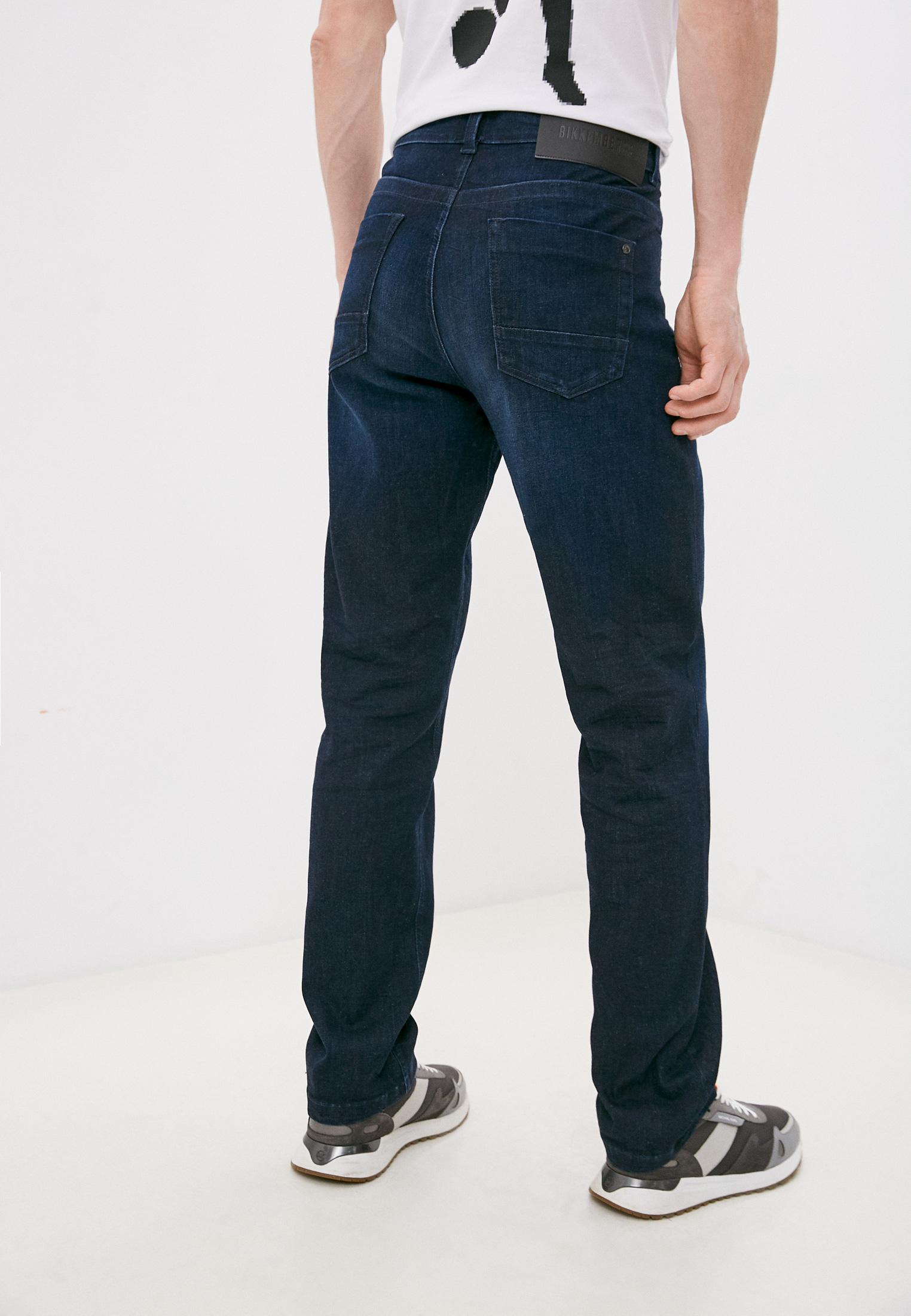 Мужские прямые джинсы Bikkembergs (Биккембергс) C Q 102 22 S 3511: изображение 4