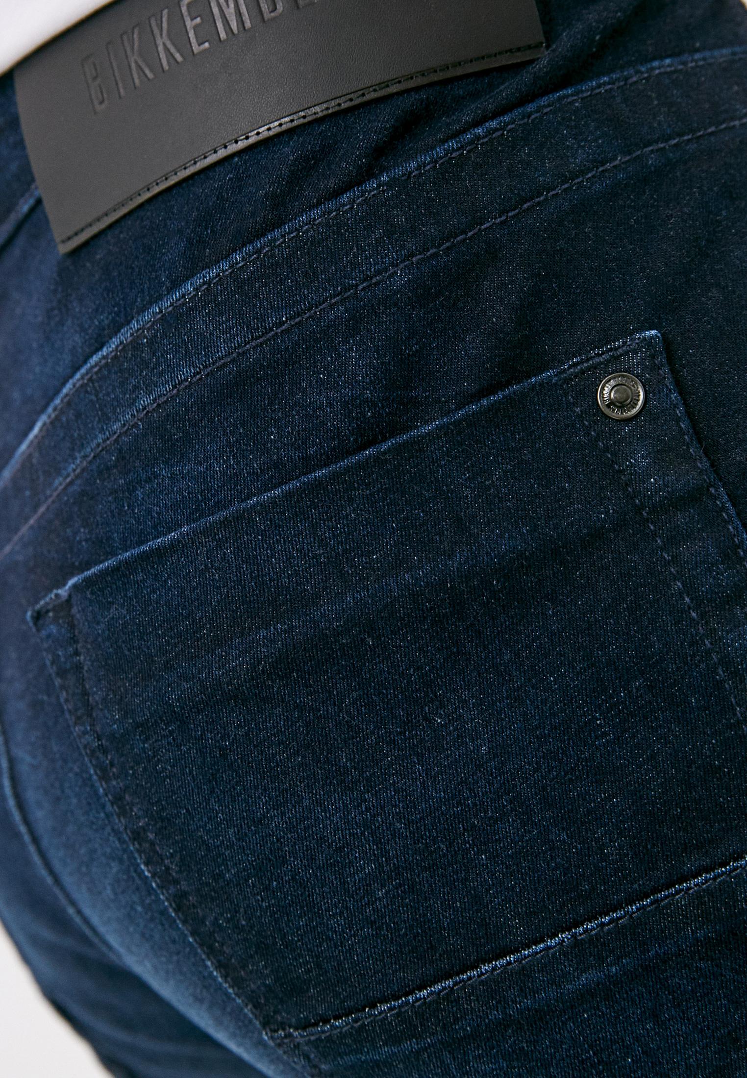 Мужские прямые джинсы Bikkembergs (Биккембергс) C Q 102 22 S 3511: изображение 5