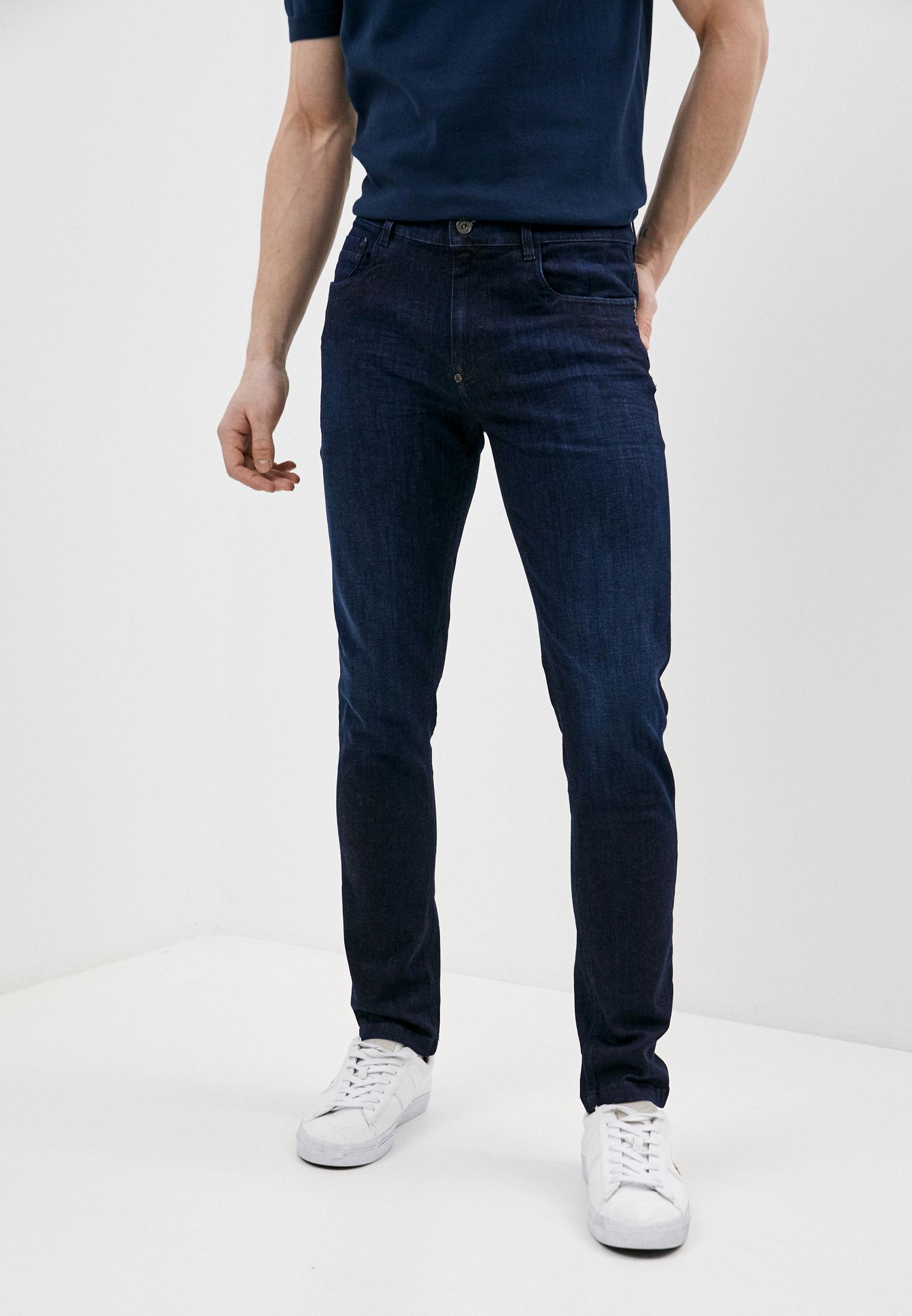 Мужские зауженные джинсы Bikkembergs (Биккембергс) C Q 109 03 S 3511