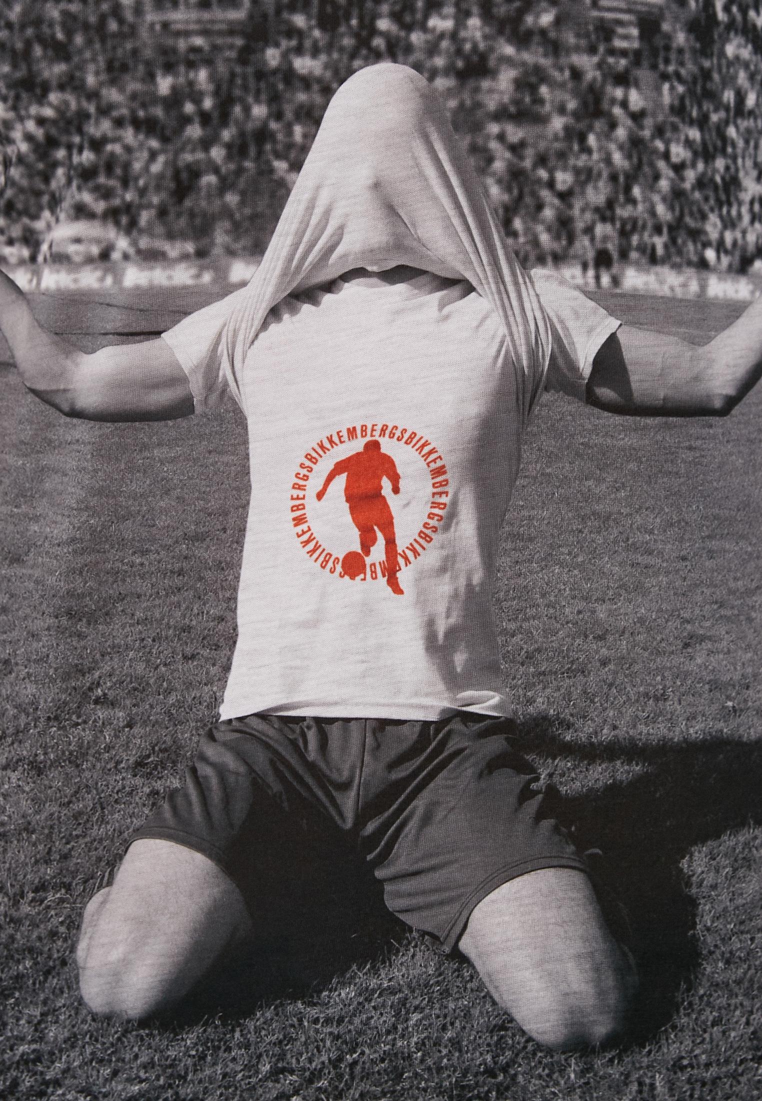 Мужская футболка Bikkembergs (Биккембергс) C425BE1B0386: изображение 5