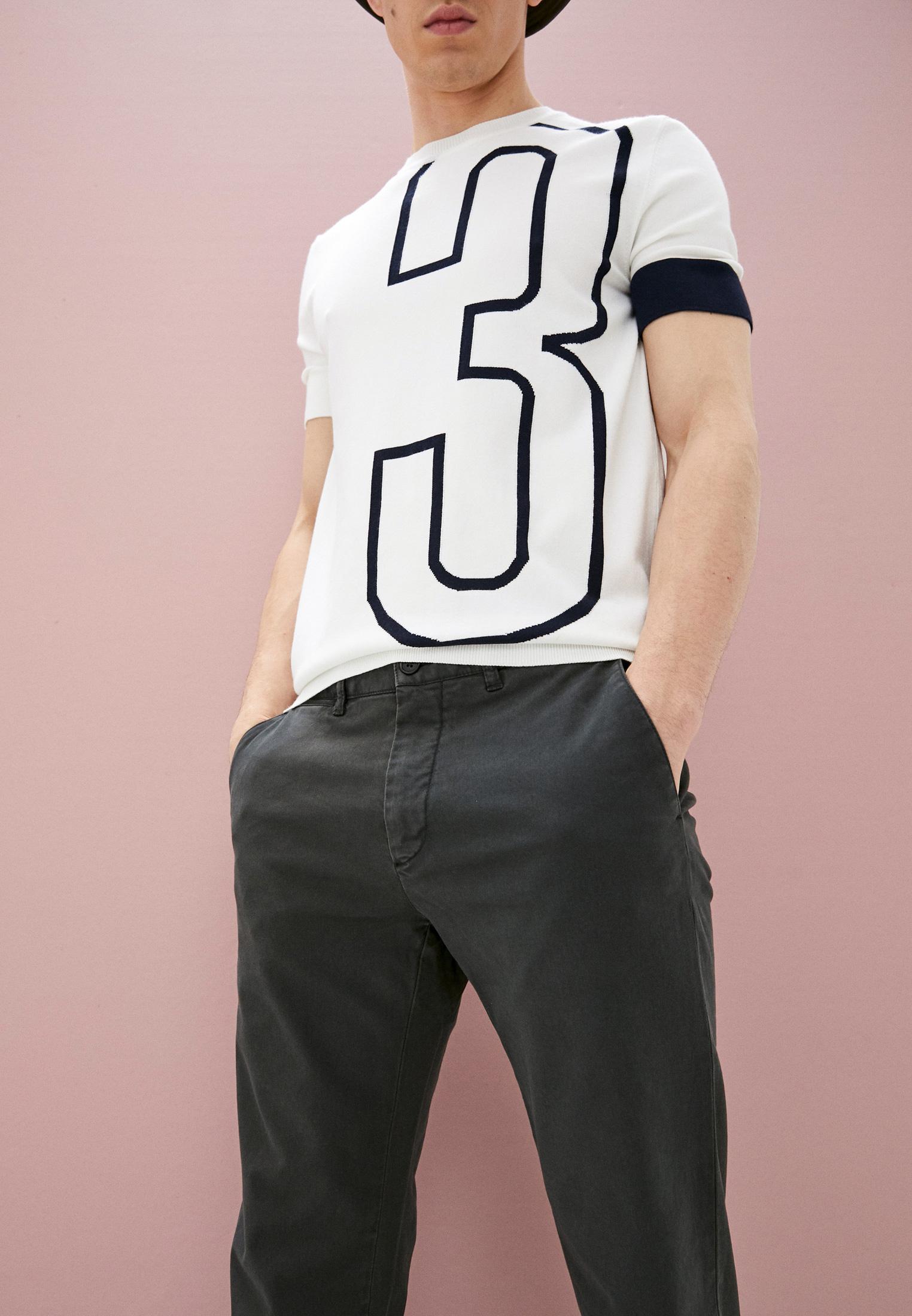Мужские повседневные брюки Bikkembergs (Биккембергс) CP11BGDSB134: изображение 2