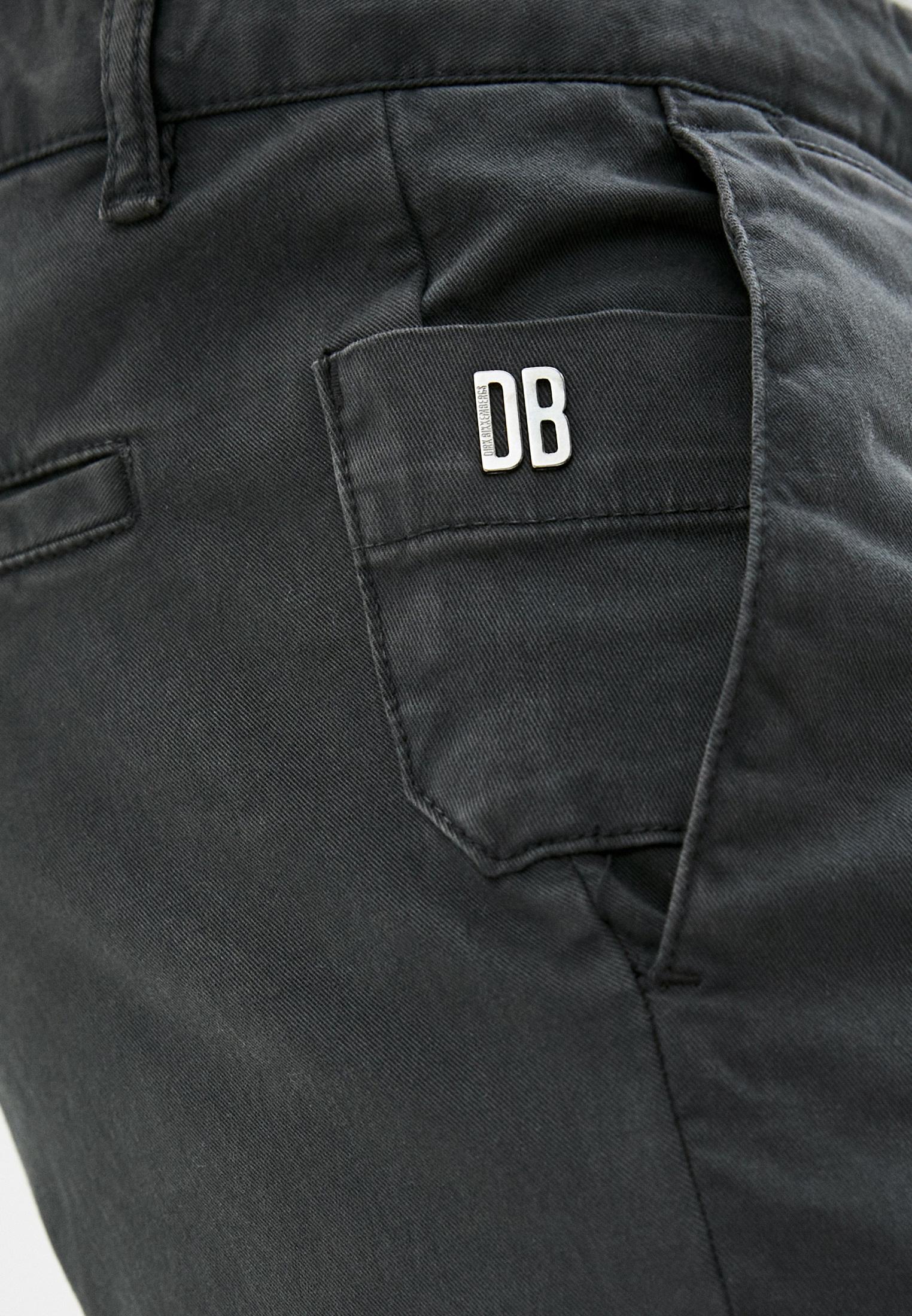 Мужские повседневные брюки Bikkembergs (Биккембергс) CP11BGDSB134: изображение 5