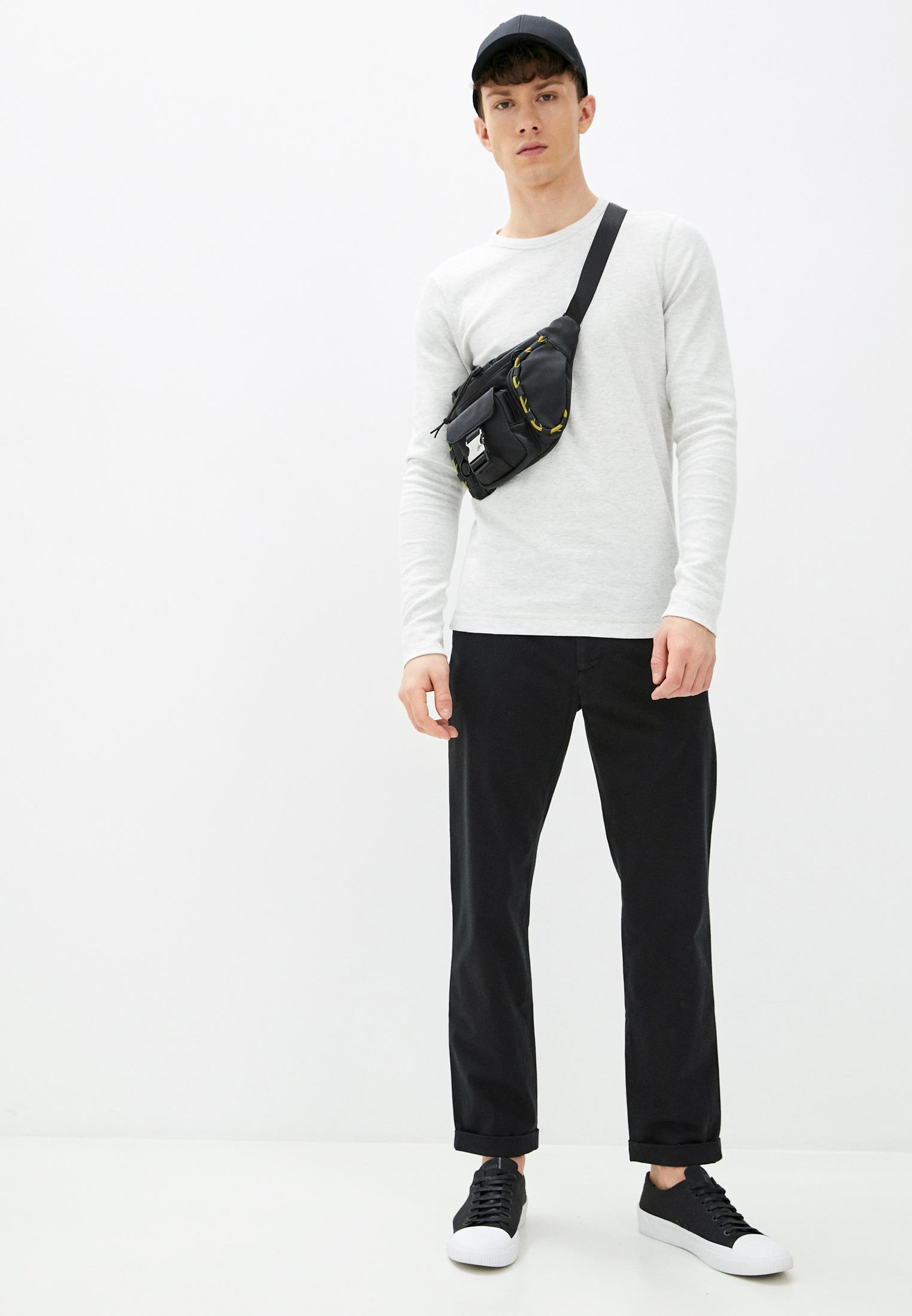 Мужские повседневные брюки Bikkembergs (Биккембергс) CP11BGDSB134: изображение 3