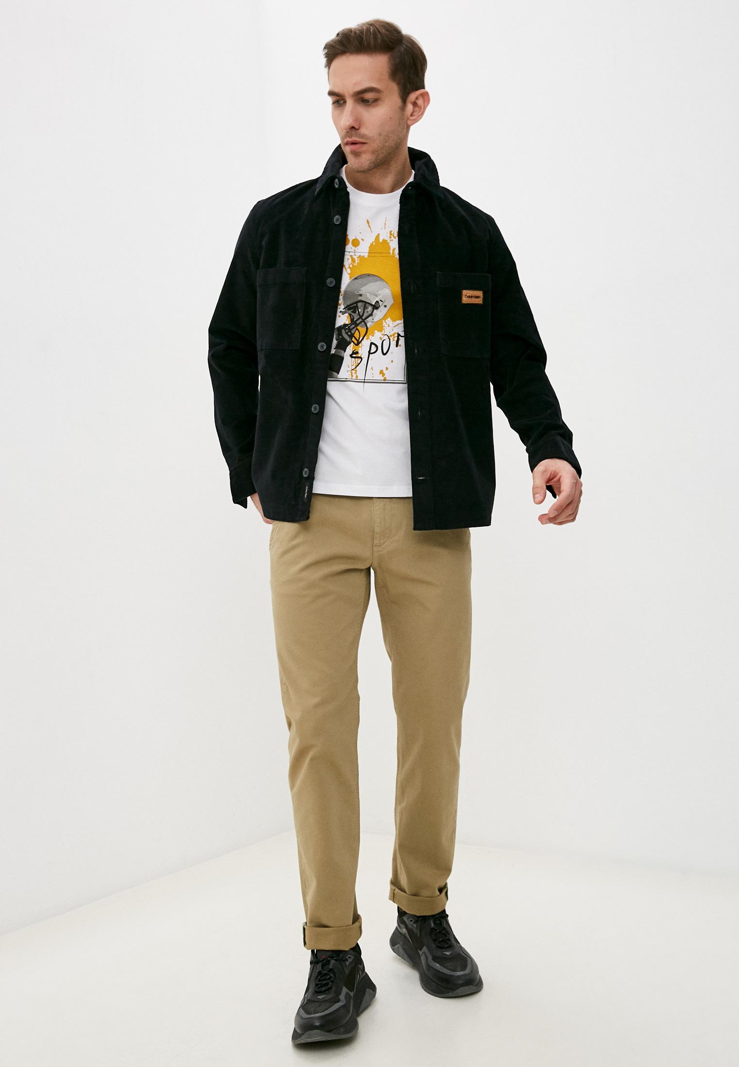 Мужские повседневные брюки Bikkembergs (Биккембергс) C P 112 00 S 3279: изображение 3