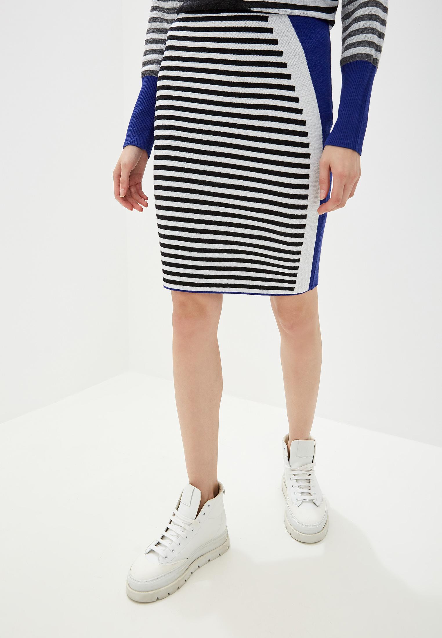 Узкая юбка Bikkembergs D S R04 10 X A073