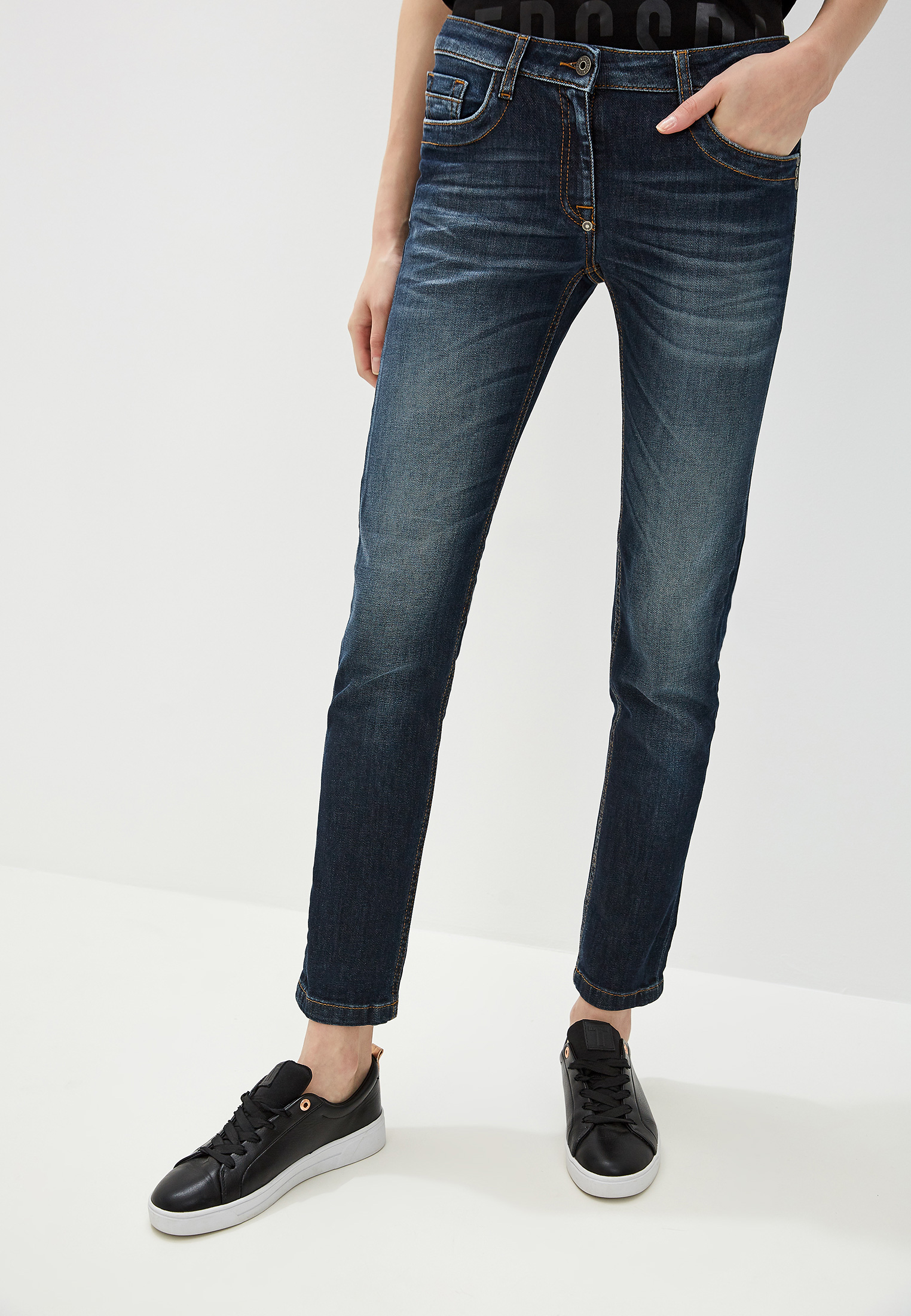 Зауженные джинсы Bikkembergs D Q 101 01 S 3333