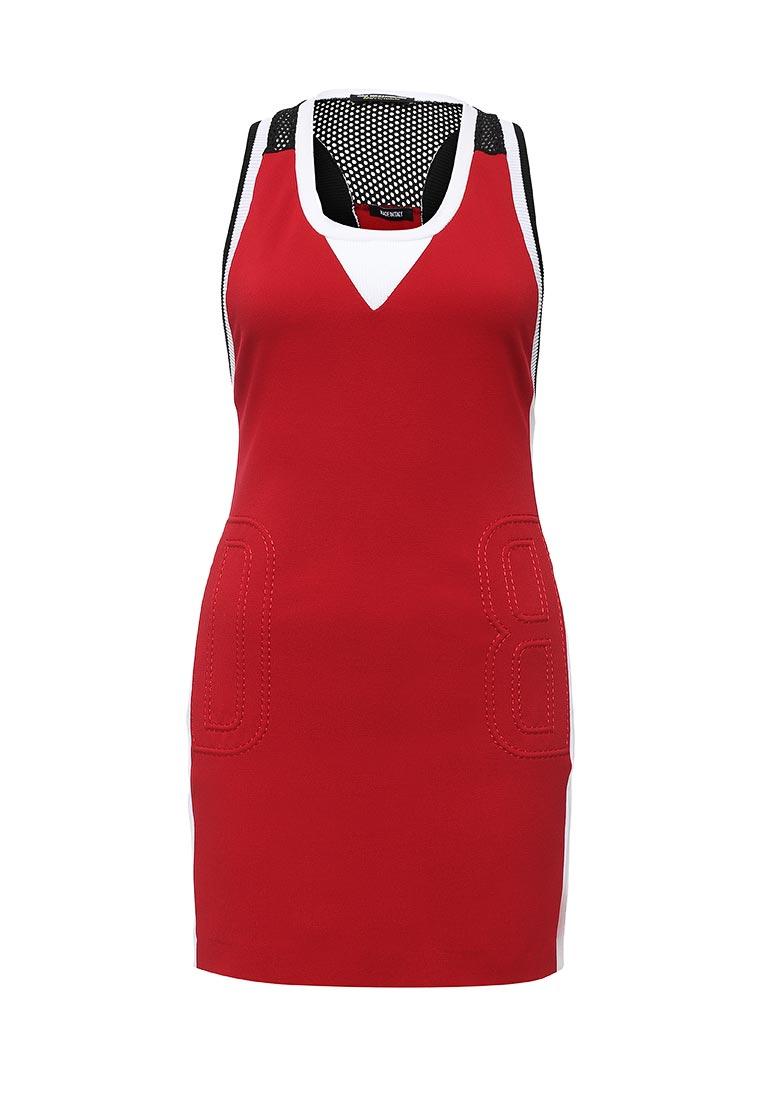 Платье Bikkembergs D 5 10C FW E 4264