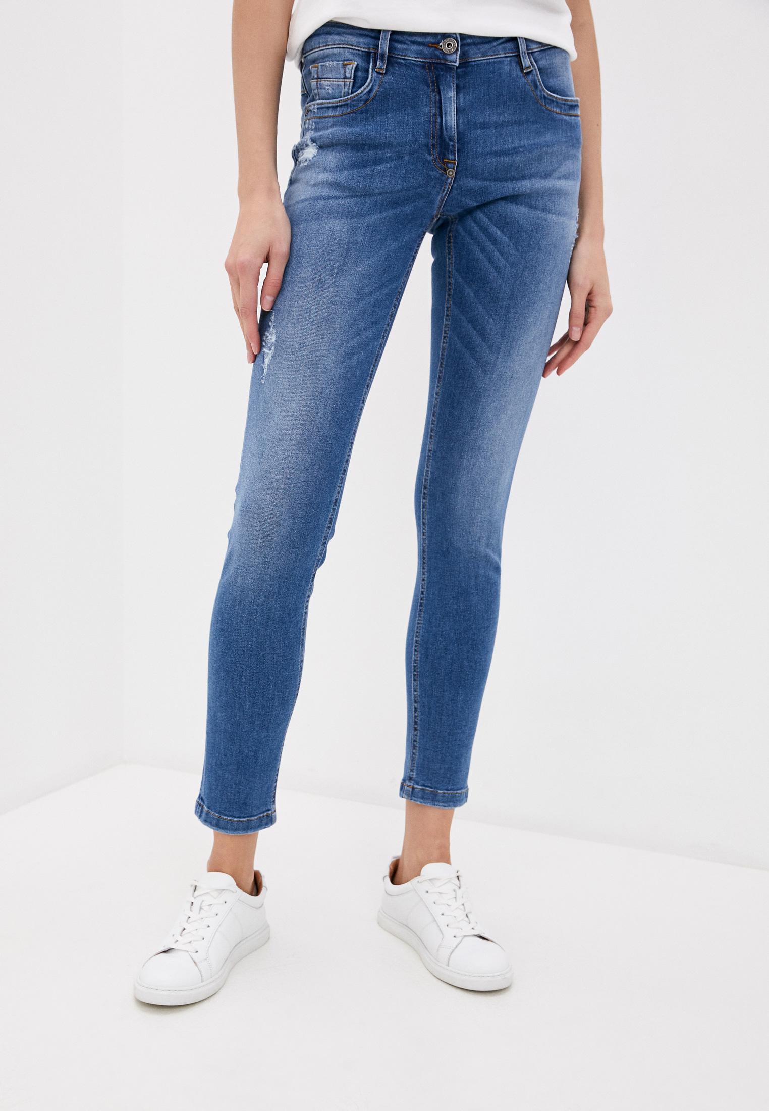 Зауженные джинсы Bikkembergs D Q 101 03 S 3418