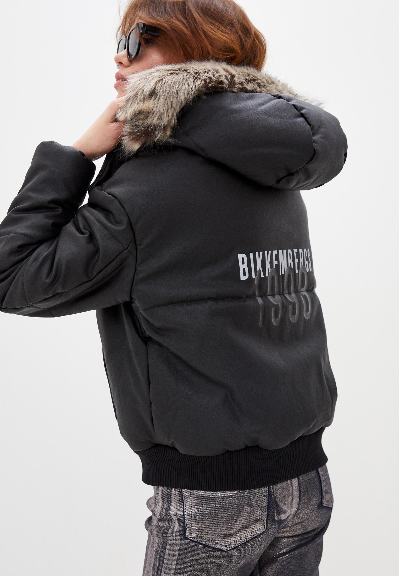 Утепленная куртка Bikkembergs D H 022 64 S 3152