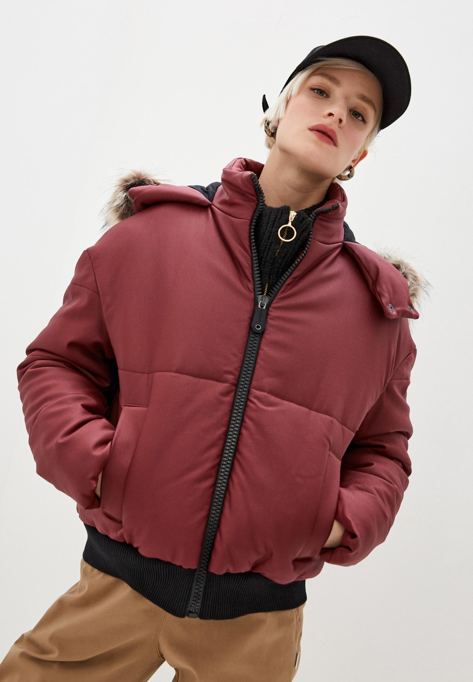 Утепленная куртка Bikkembergs D H 022 64 S 3152: изображение 1